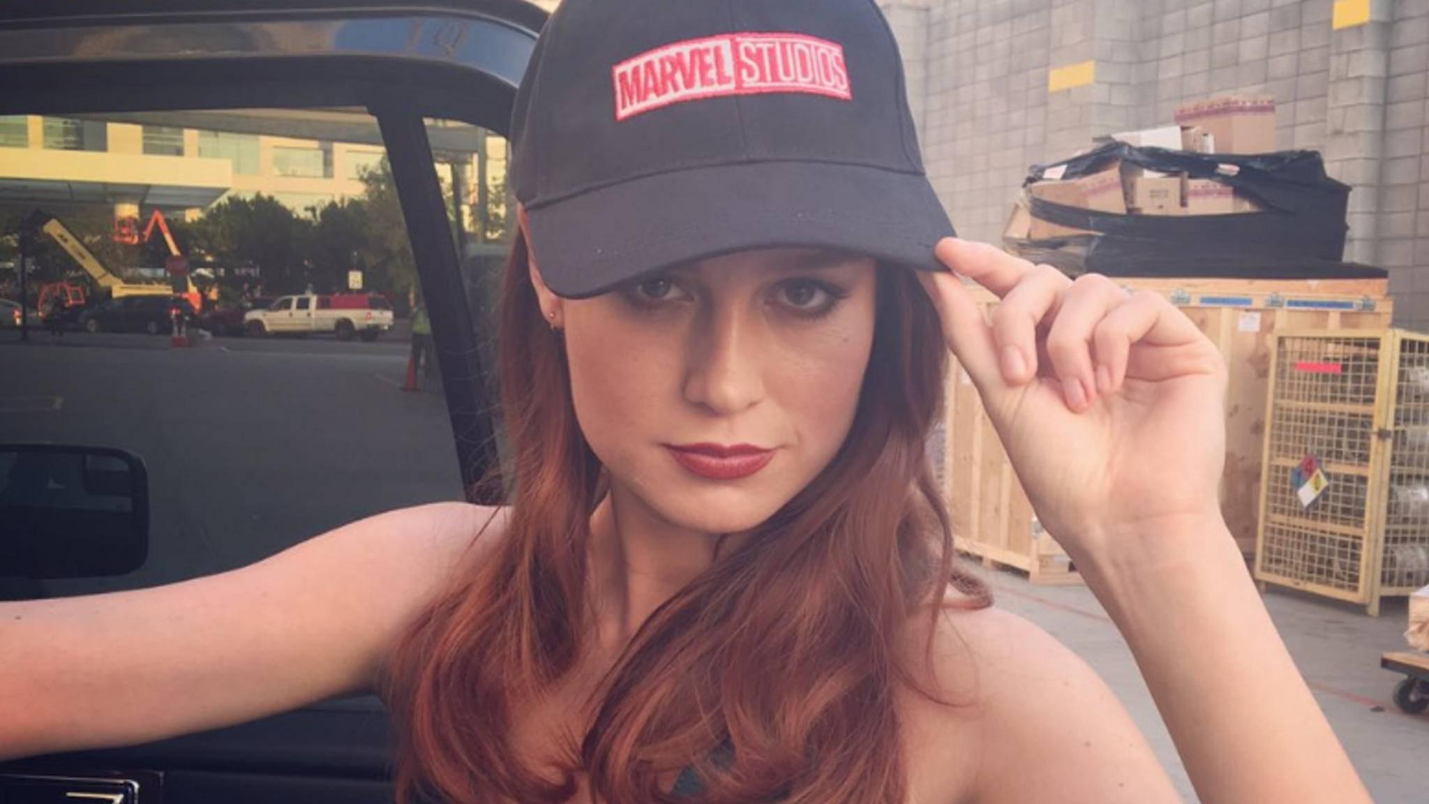 """Brie Larson kommt 2019 mit """"Captain Marvel"""" in die Kinos."""