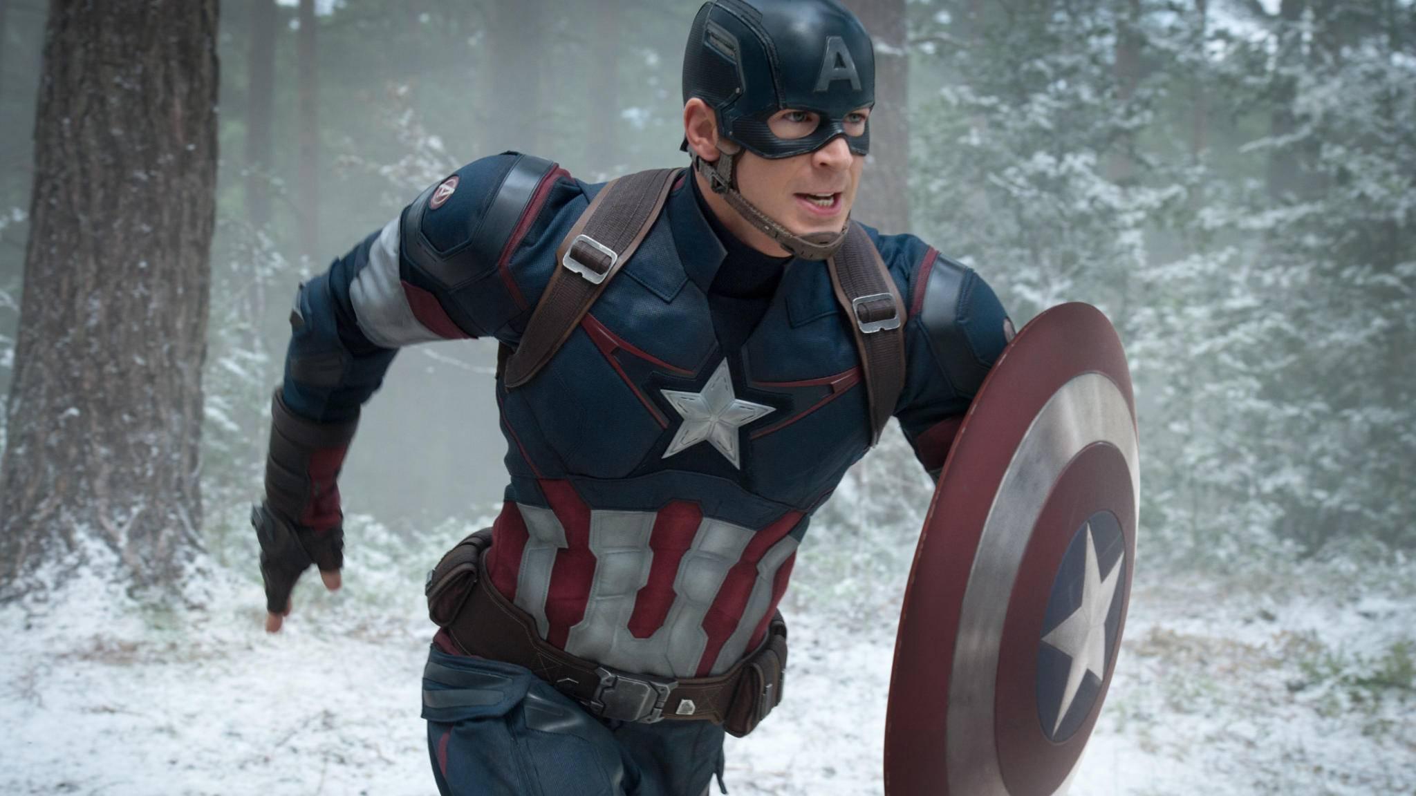 Weglaufen hilft nicht! Caps Schild muss sich auf Twitter gegen ein Lichtschwert behaupten.