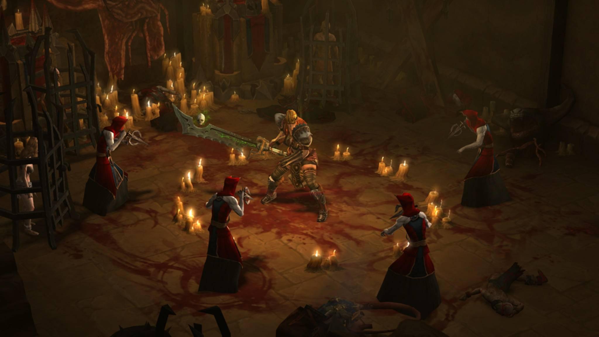 """""""Diablo 4"""" könnte sehr viel schneller kommen als """"Diablo 3"""" seiner Zeit."""