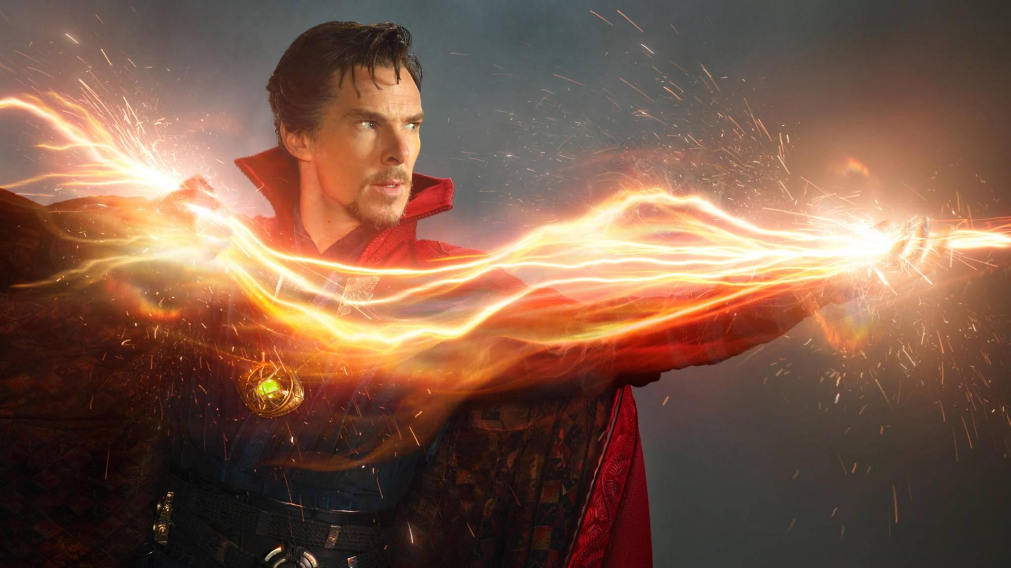 Benedict Cumberbatch alias Doctor Strange begeistert Kinogänger auf der ganzen Welt.