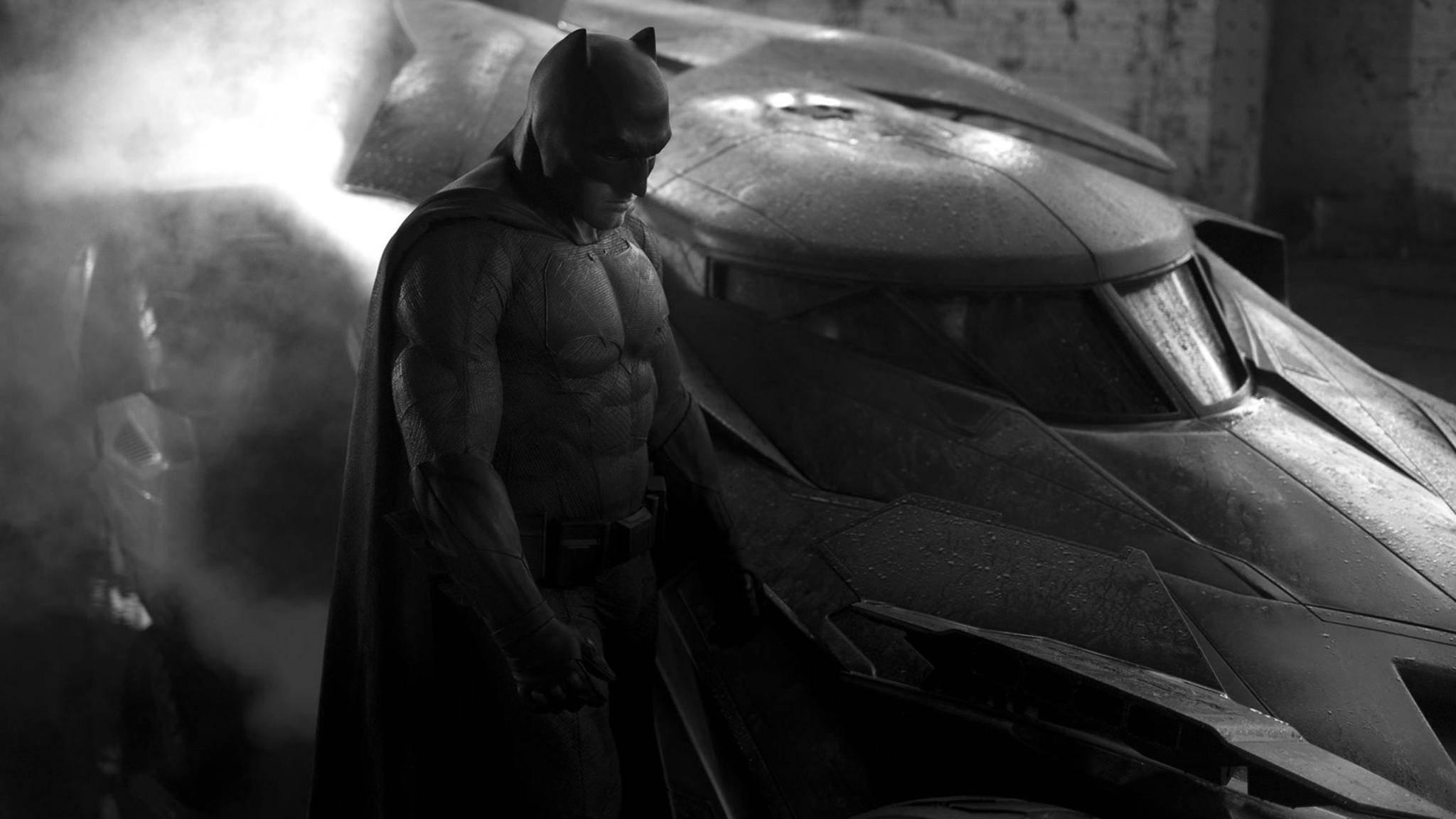 Gut Ding will Weile haben: Der Batman-Solofilm kommt nicht so schnell in die Kinos.