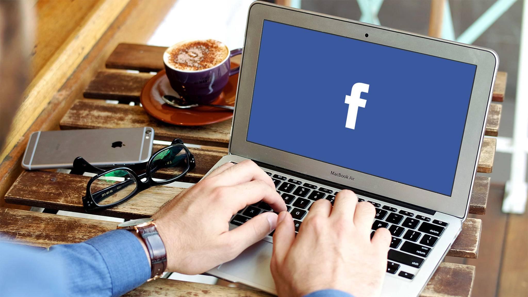 Facebook führt einen neuen GIF-Button ein.