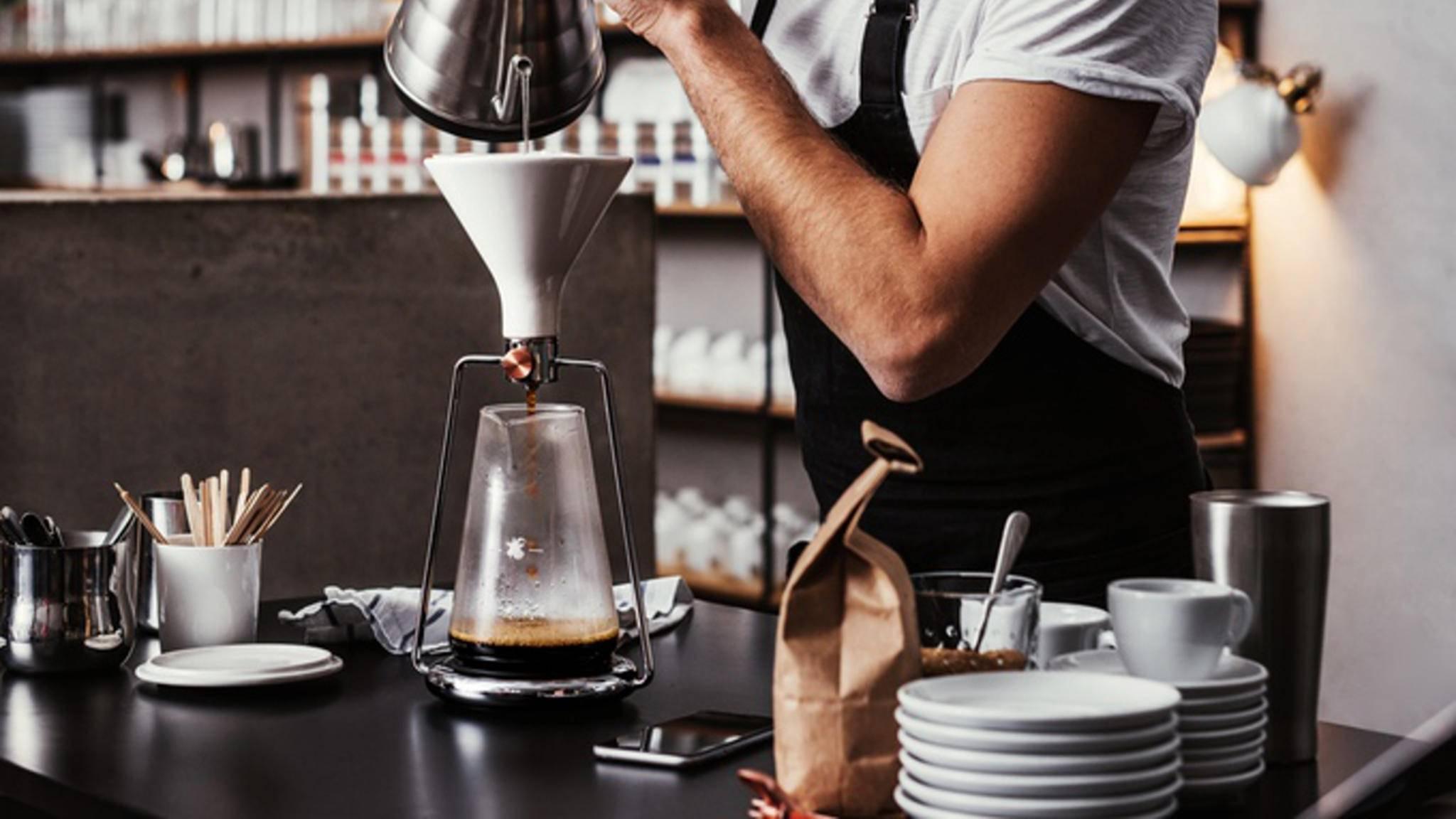 Kaffee wird nicht mehr einfach gekocht, sondern zelebriert – auch auf Kickstarter.