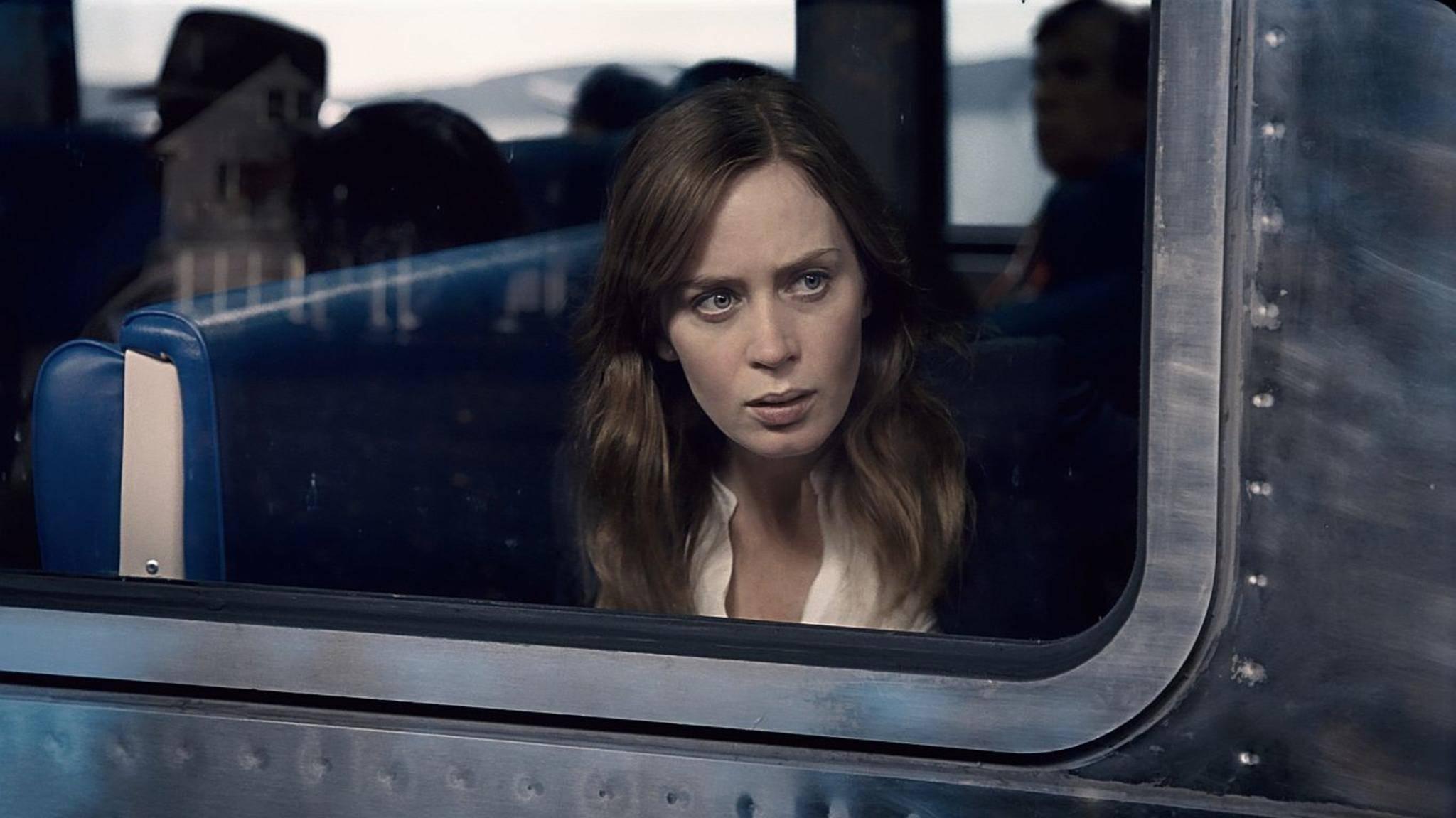 """Emily Blunt glänzt als ambivalente Heldin im Psychothriller """"Girl on the Train""""."""