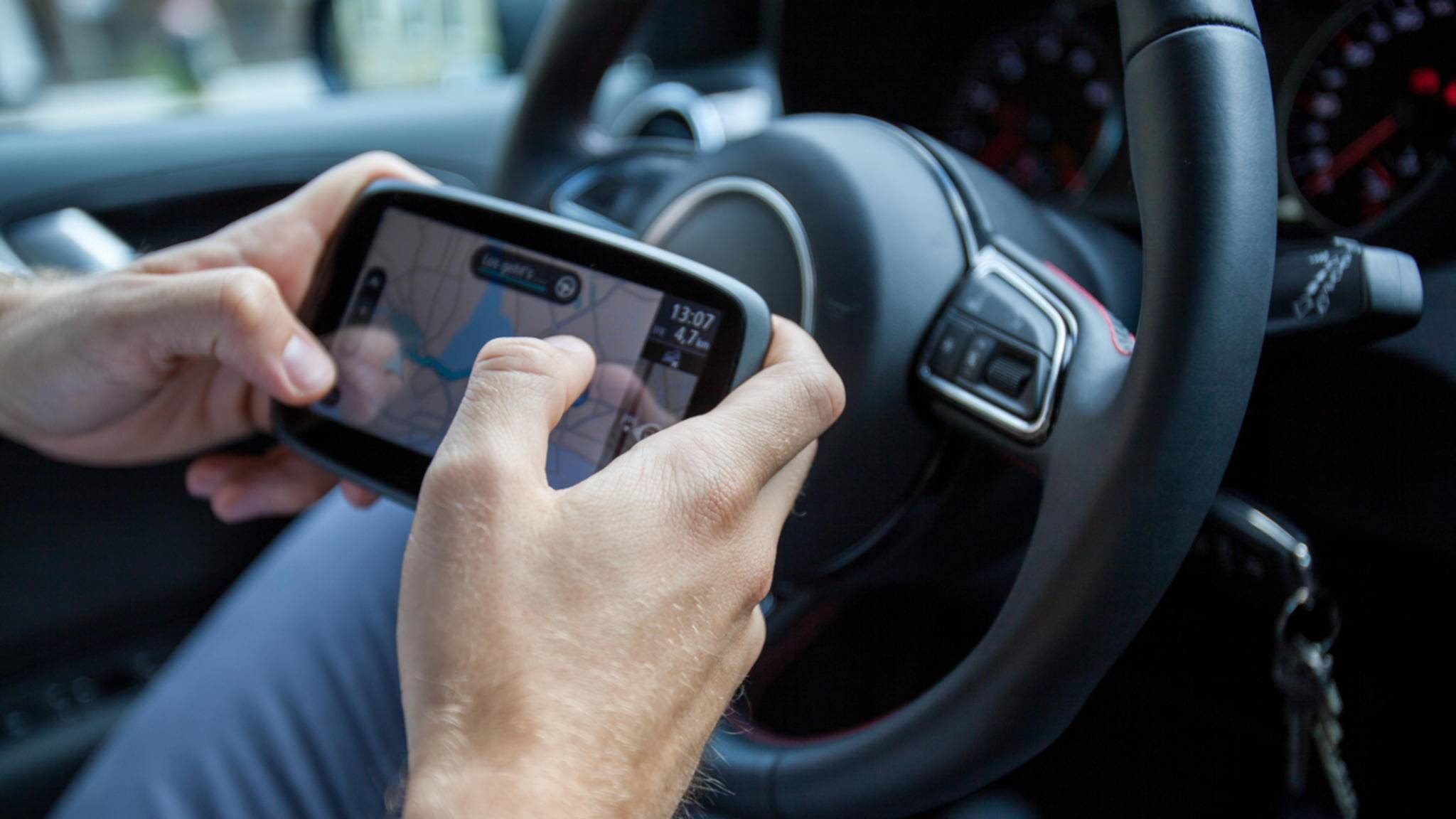 Koordinaten können bei der Navigation mit Google Maps ganz hilfreich sein.