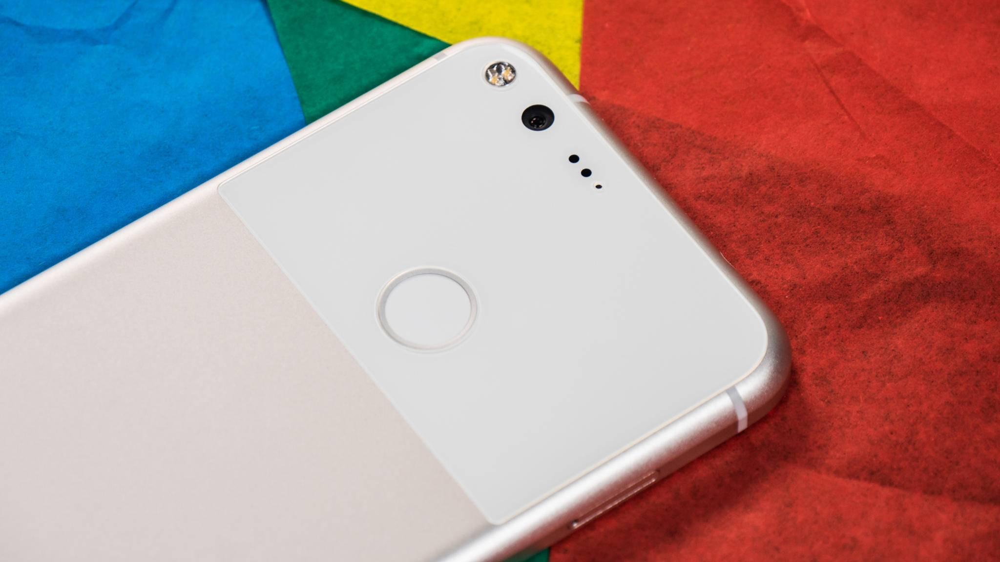 In nur 60 Sekunden gehackt: Das Google Pixel XL.