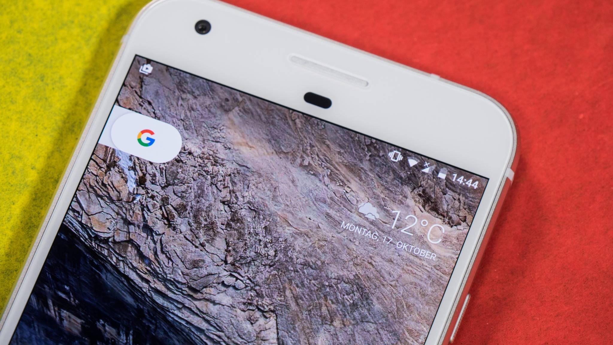 Googles Such-App könnte bald in neuem Glanz erstrahlen.