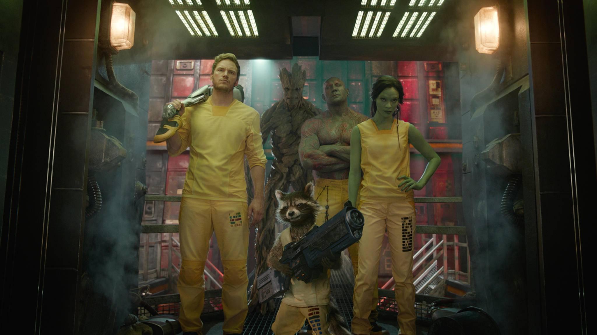 """Der bisher tödlichste Film aller Zeiten: """"Guardians of the Galaxy""""!"""