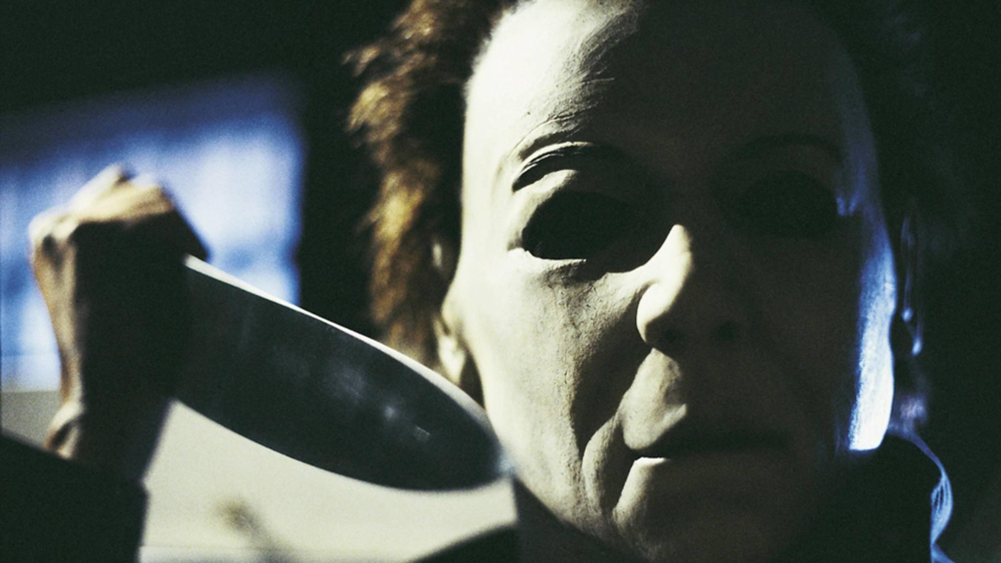 """Michael Myers sorgt in """"Halloween"""" für Grusel – mit tatkräftiger Unterstützung der Filmmusik."""