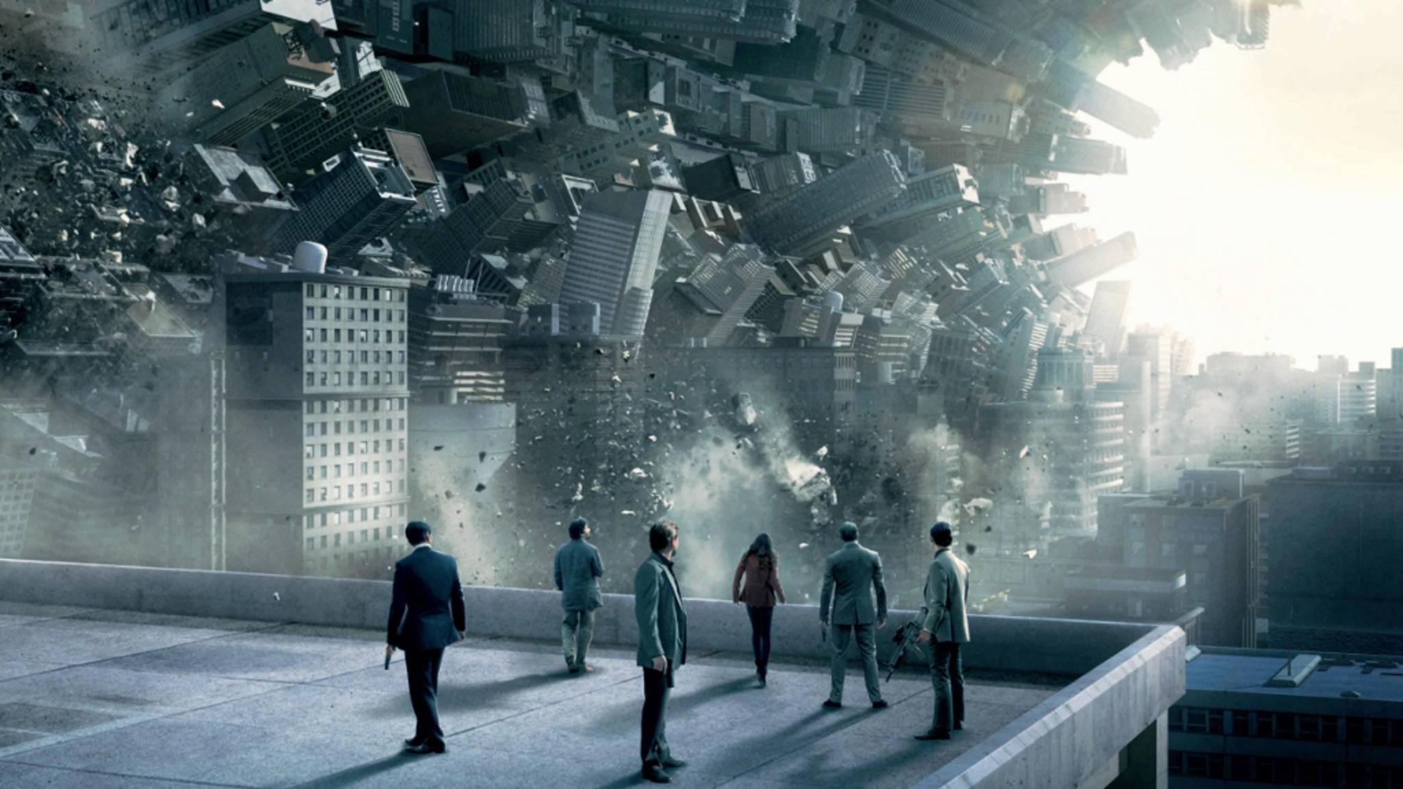 """Komplexe Filme wie """"Inception"""" stellen die Welt auf den Kopf!"""