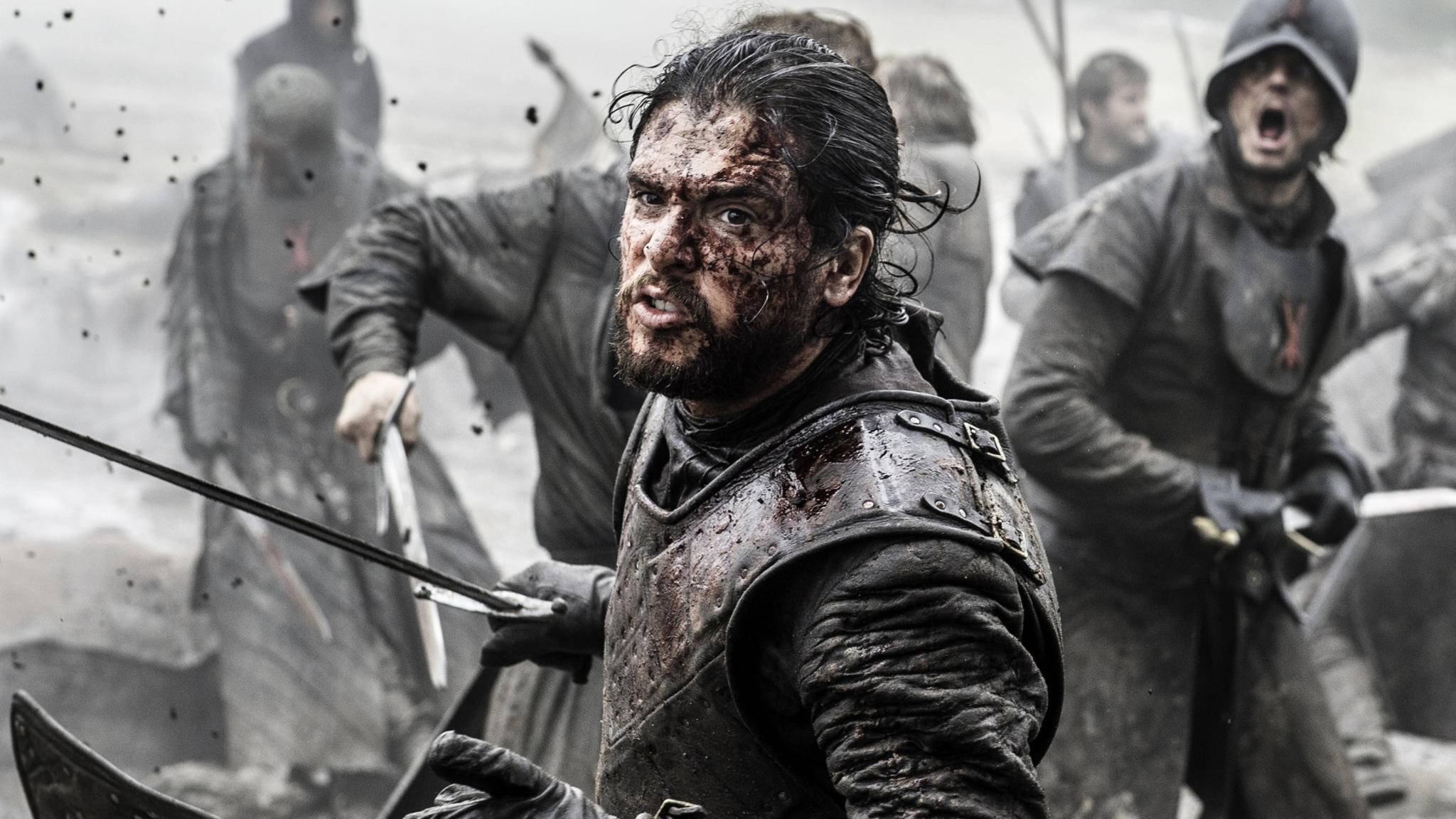 Geht Jon Snow in Staffel 7 neue Bündnisse ein?