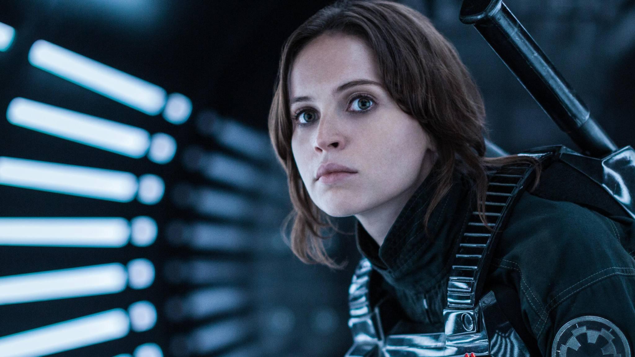 """Für Jyn hätte es in """"Rogue One"""" fast ein Happy End gegeben – aber nur fast."""
