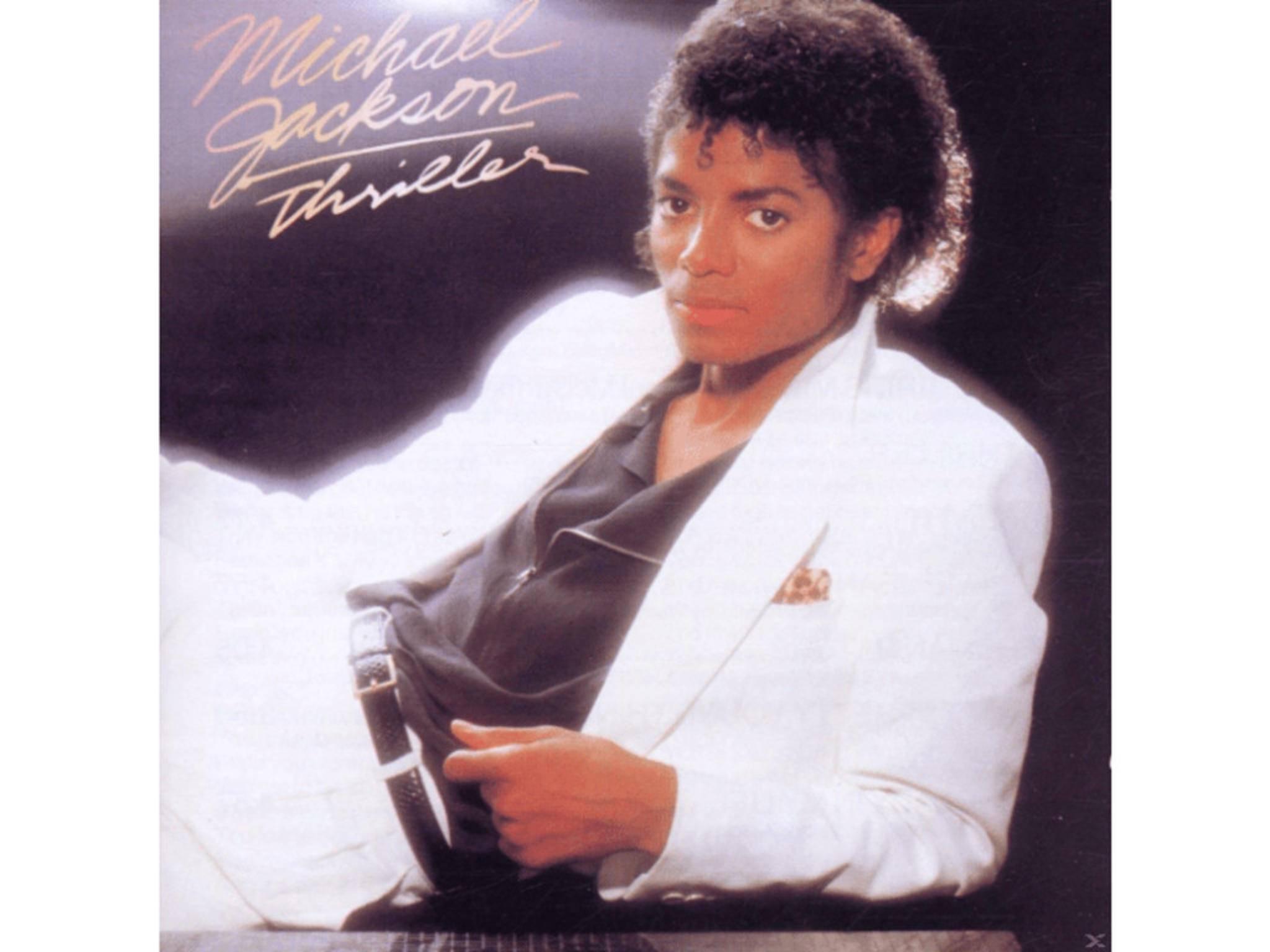 """Rekord: Ganze 33-mal wurde """"Thriller"""" in den USA bislang mit Platin ausgezeichnet."""