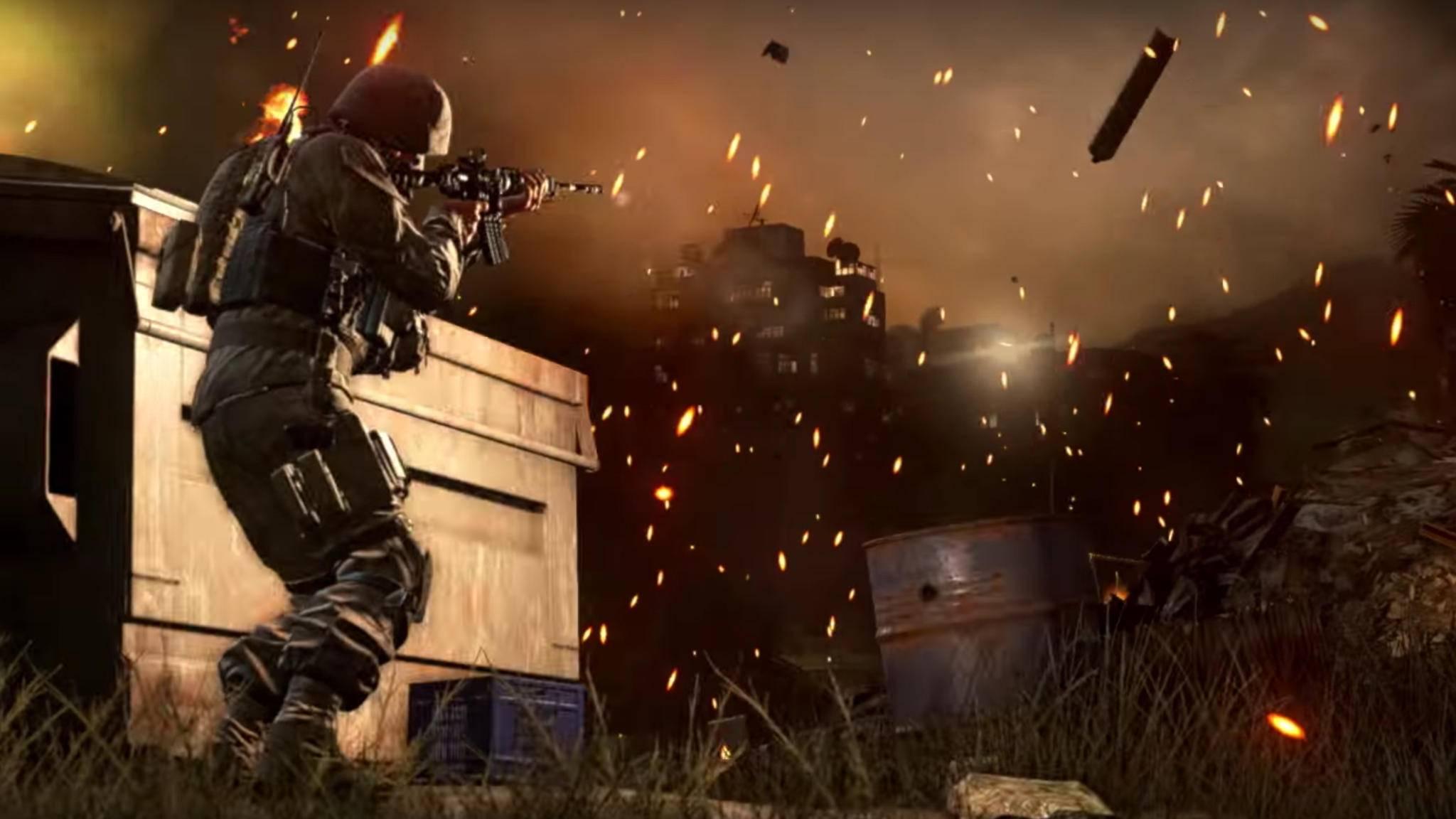 """Die Grafik von """"Modern Warfare Remastered"""" wird noch weiter aufgebohrt."""