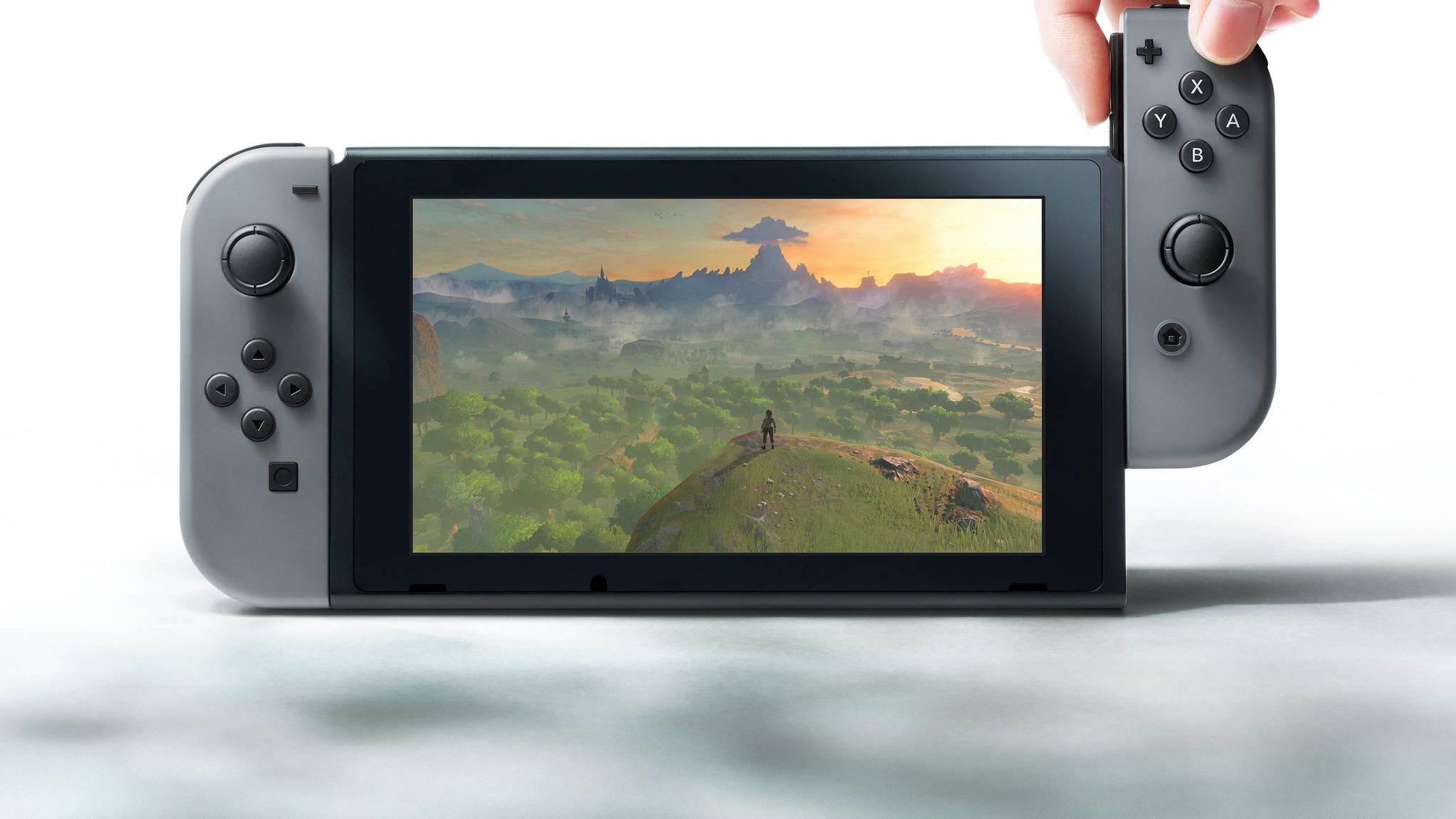 Nintendo hat am Donnerstag einen Ausblick auf die Switch gegeben.