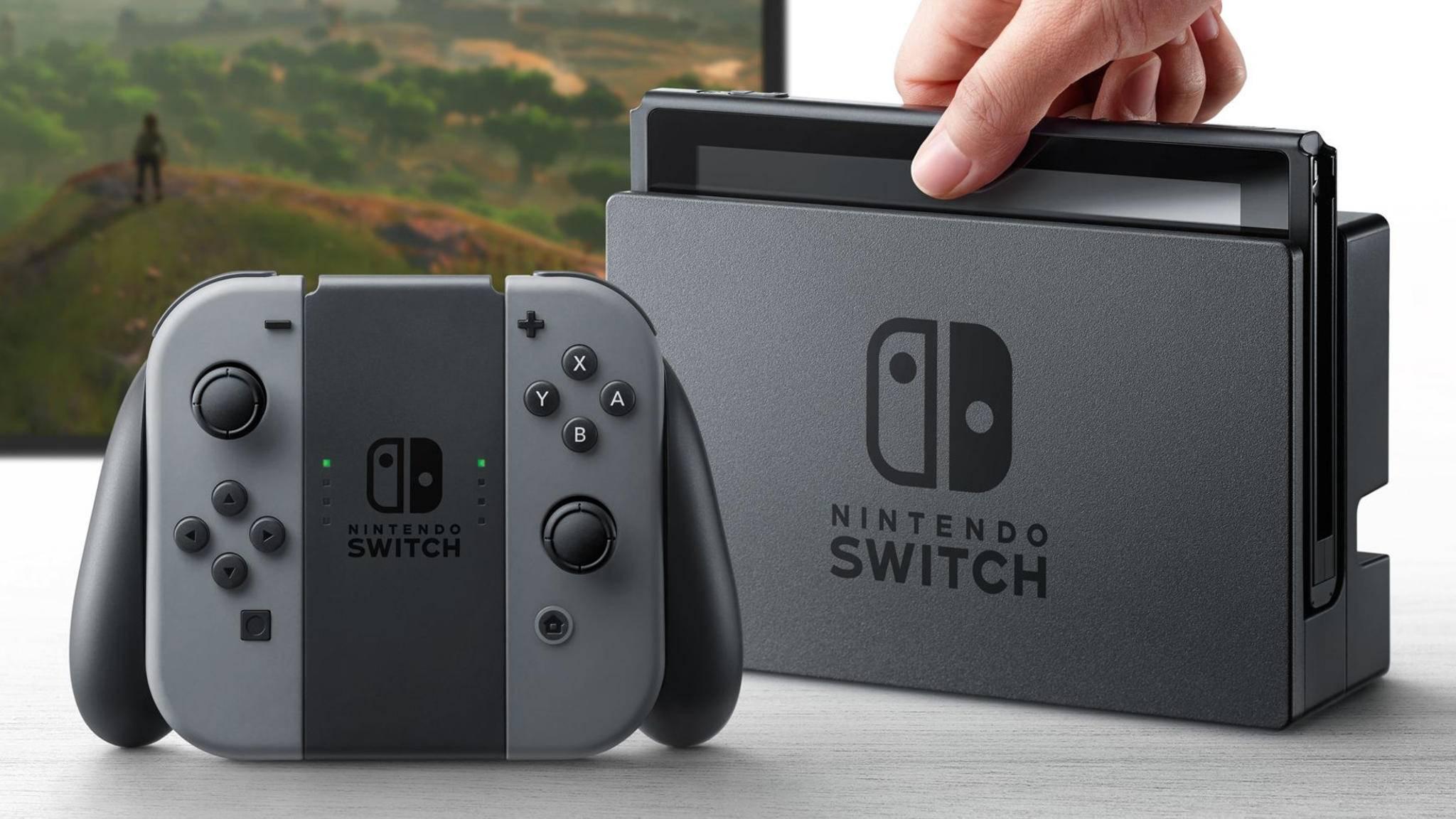 Die Nintendo Switch wird wieder auf Cartridges setzen.