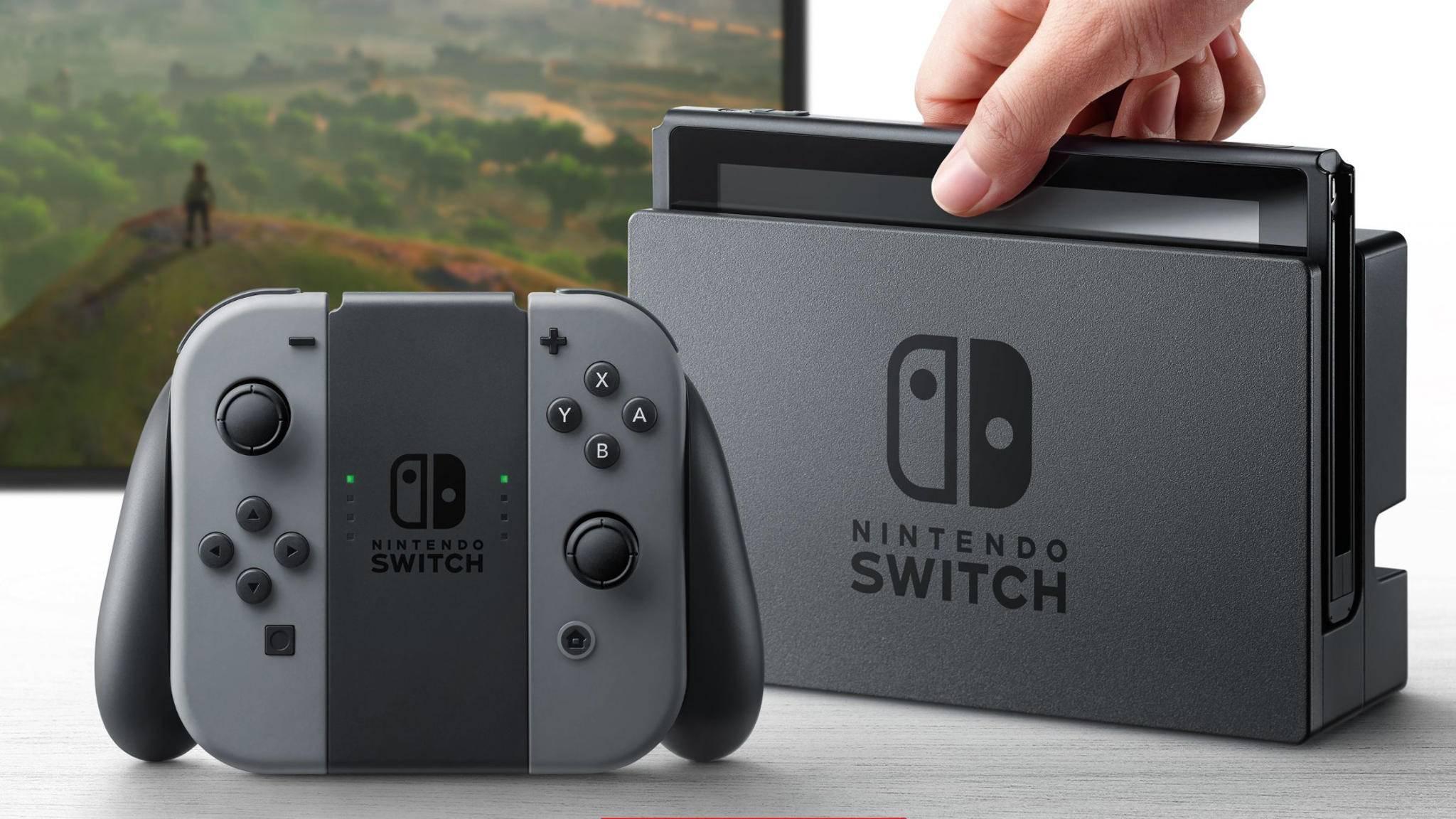 Download-Spiele bleiben auch auf der Nintendo Switch ein problematisches Thema.