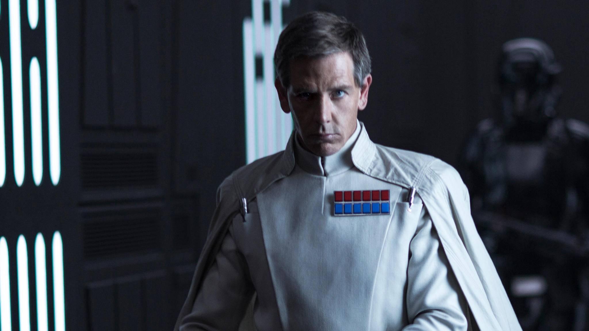 """Mit galaktischen Kämpfen kennt sich Ben Mendelsohn dank """"Rogue One"""" bereits aus. In """"Captain Marvel"""" könnte er die Skrulls in den Kampf führen."""