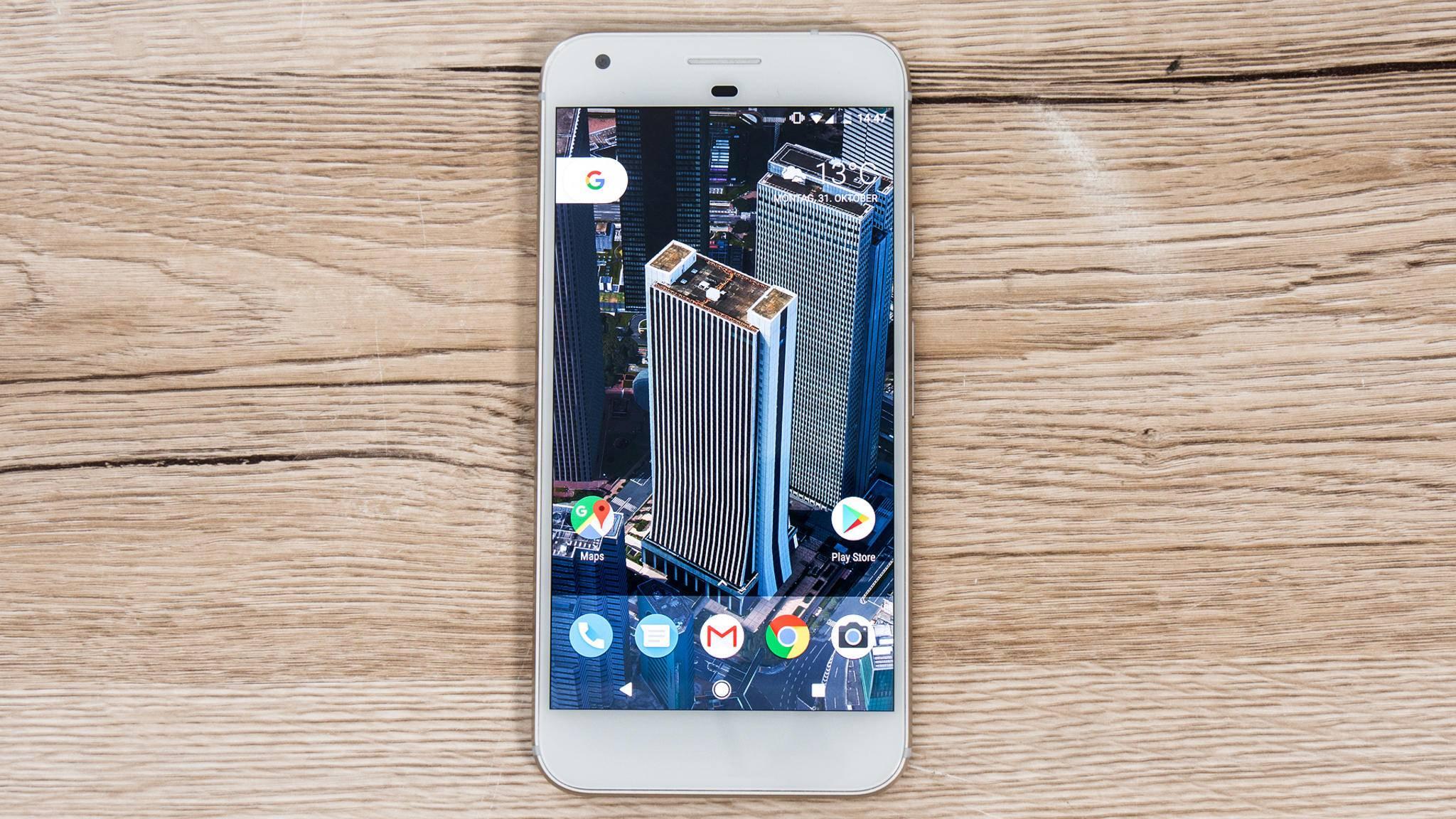 Künftige Pixel-Smartphones könnten einen neuartigen Prozessor bekommen.