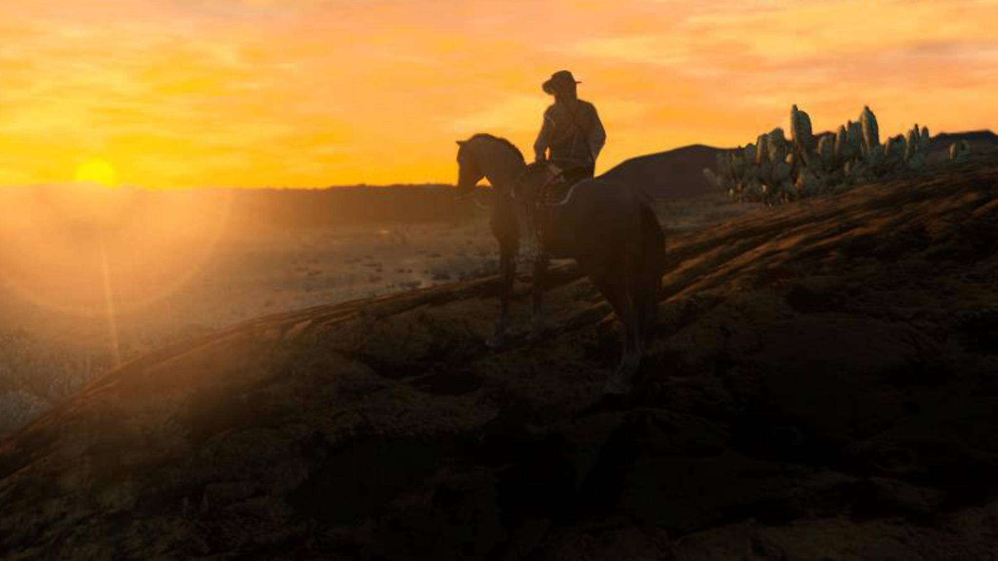 """Wann reiten wir in """"Red Dead Redemption 2"""" in den Sonnenuntergang? Vielleicht im September!"""