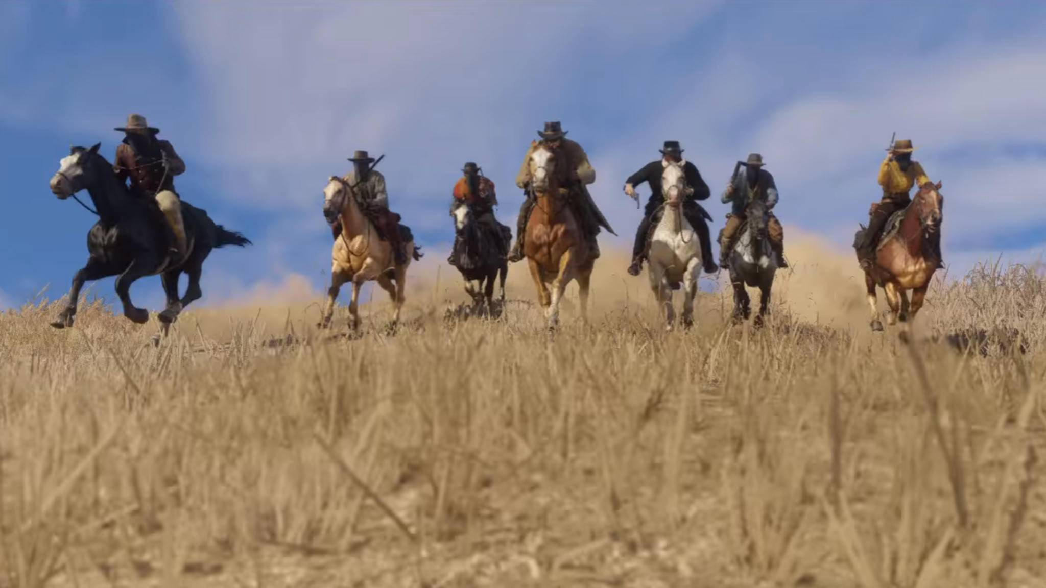 """Wann dürfen wir uns in """"Red Dead Redemption 2"""" endlich in den Sattel schwingen? Ein neuer Leak gibt möglicherweise Auskunft."""