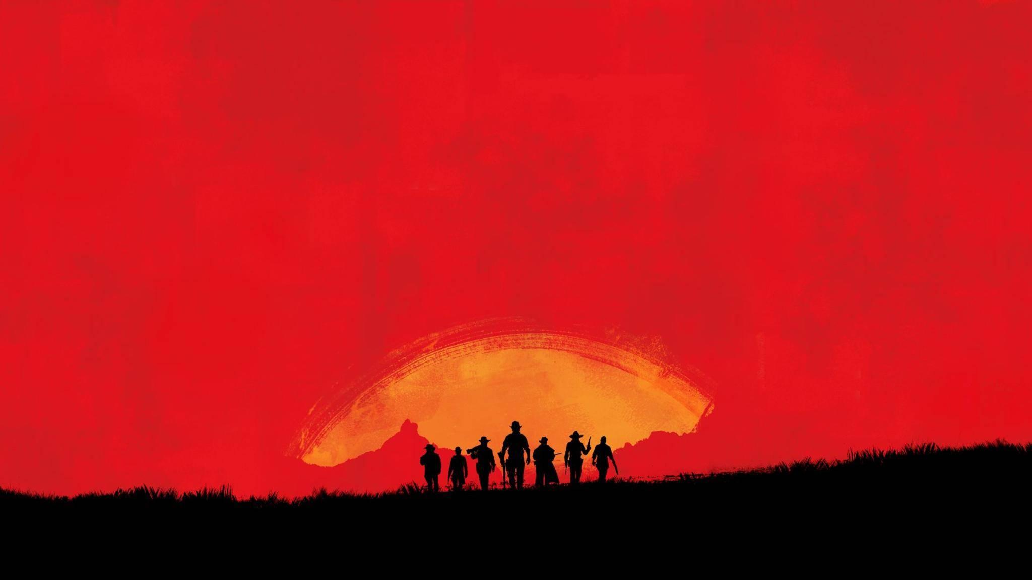 """""""Red Dead Redemption 2"""" – oder doch die glorreichen Sieben?"""