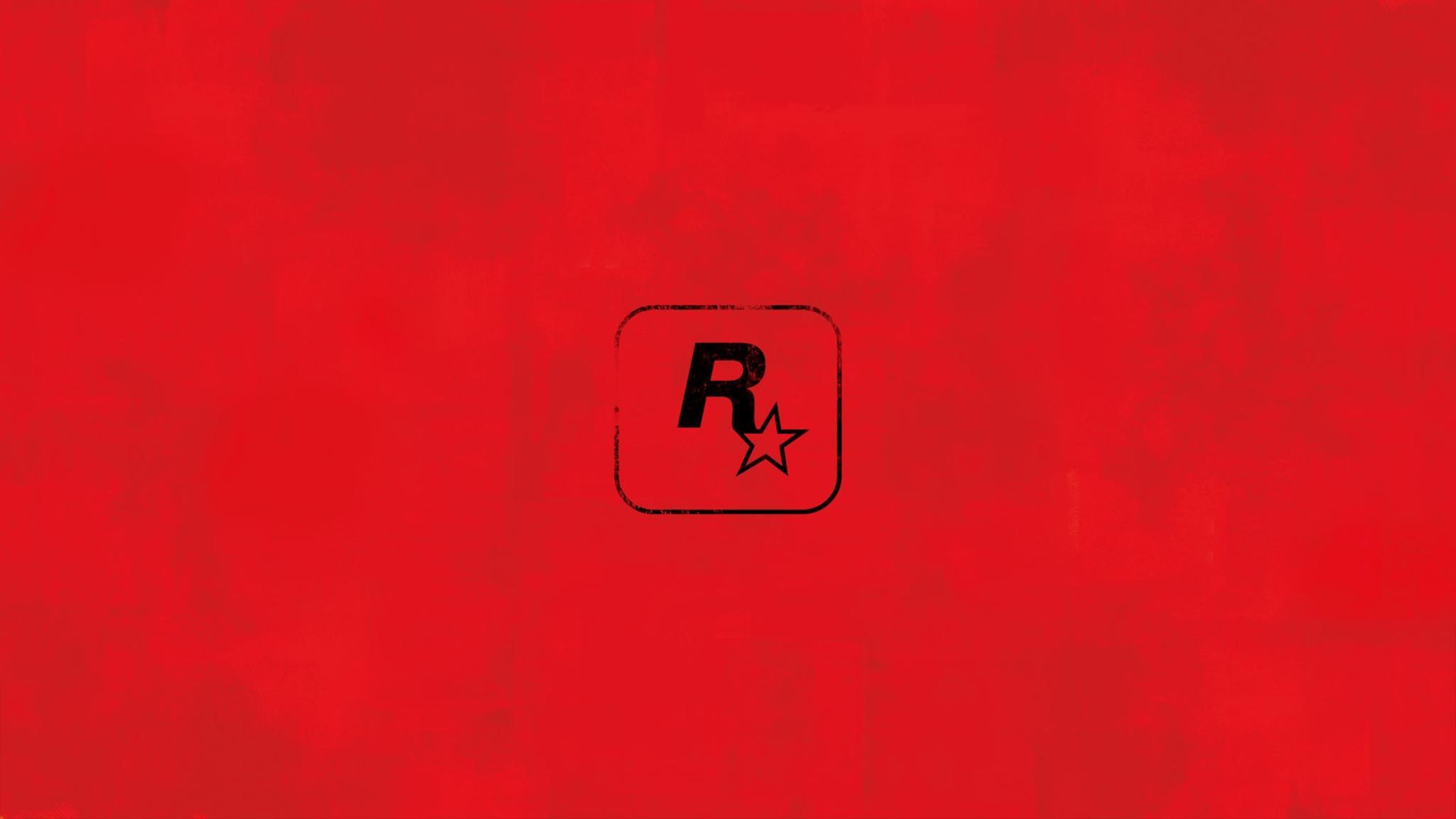 """Deutet das rote Logo auf """"Red Dead Redemption 2"""" hin?"""