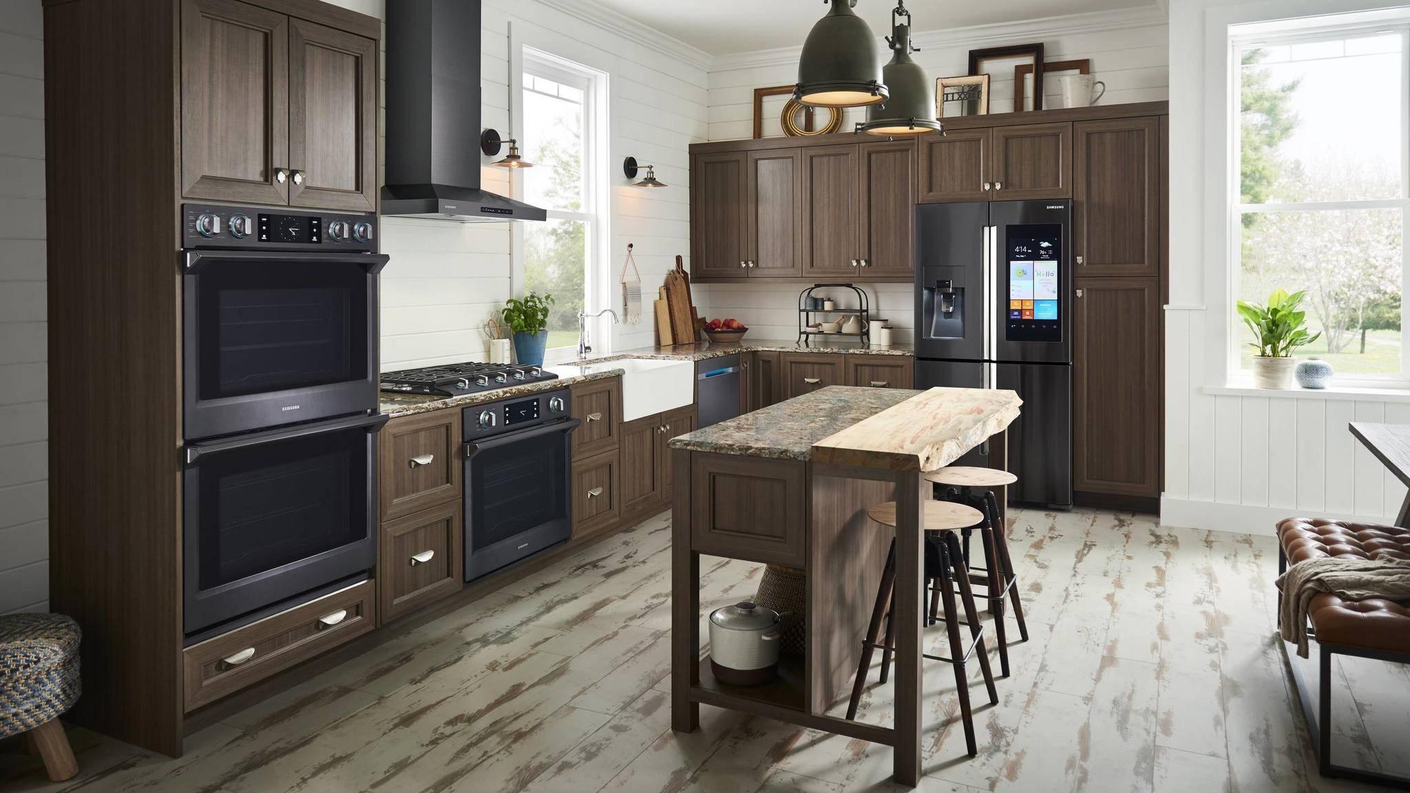 Samsung will in Zukunft auch smarte Einbaugeräte für die Küche anbieten.