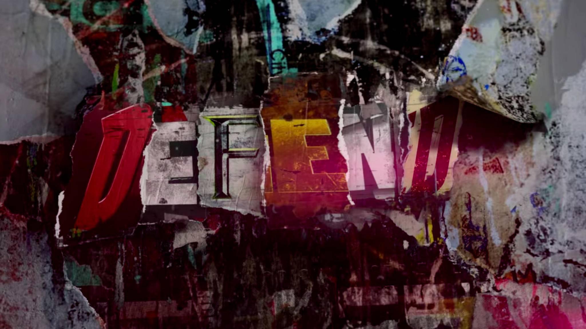 """The Defenders"": Superhelden-Team der Marvel-Serien."