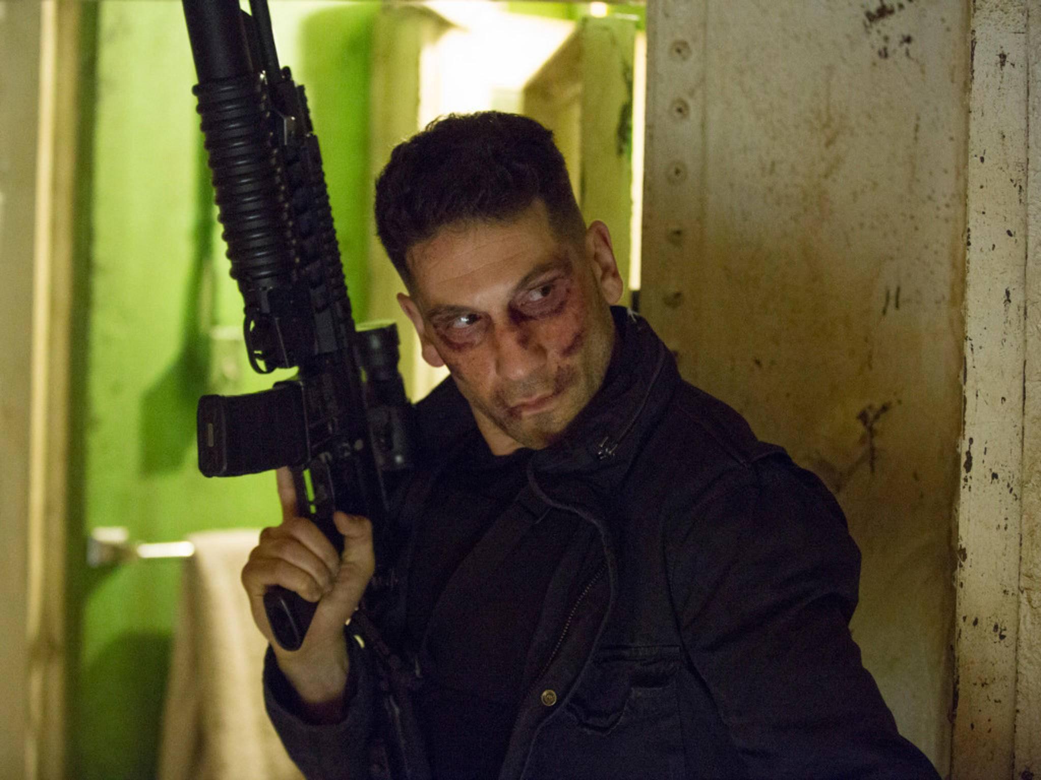 """Jon Bernthal übernimmt in der """"Punisher""""-Serie die Hauptrolle."""