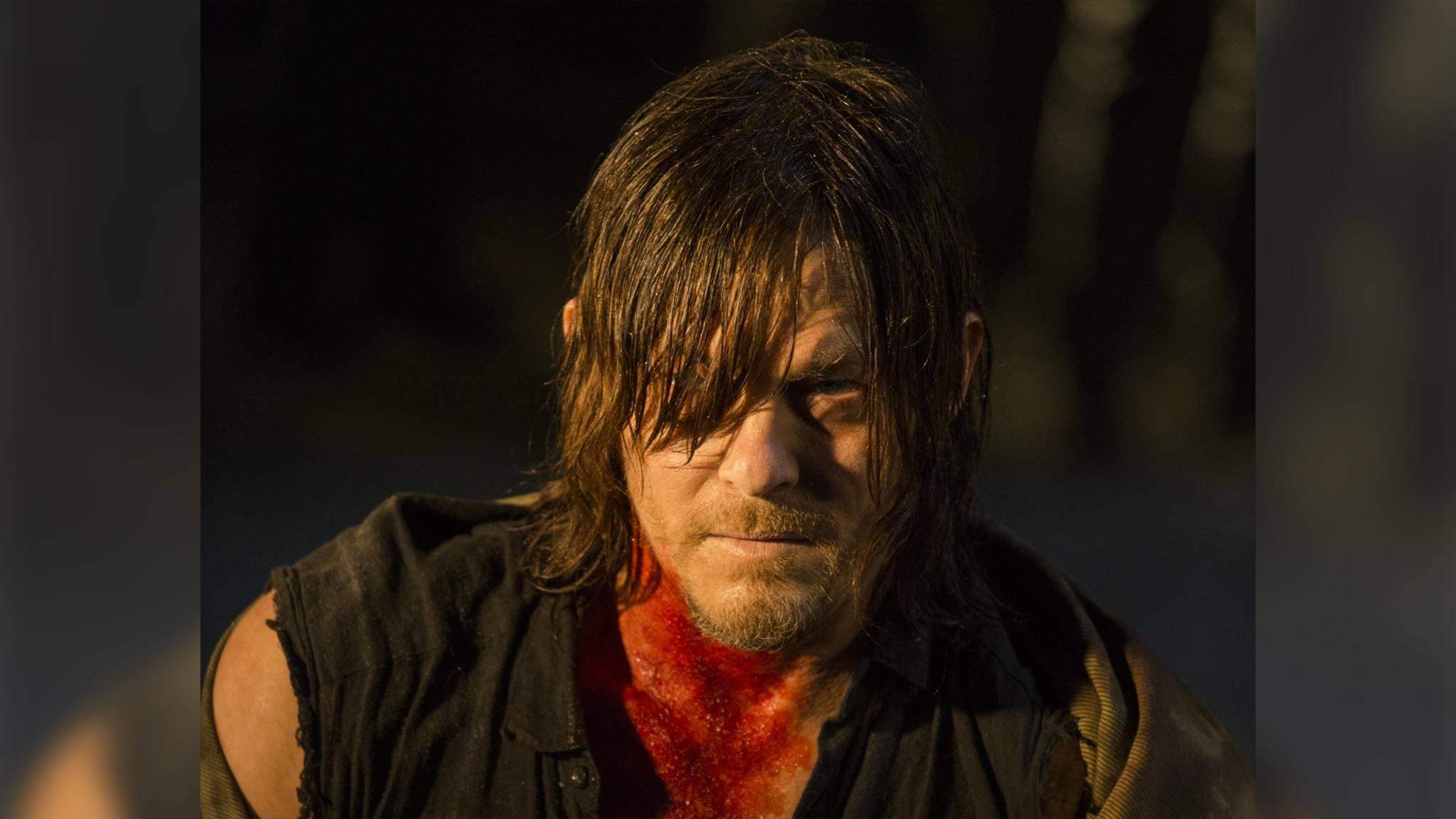 """""""The Walking Dead"""" Staffel 8: Daryl versteht keinen Spaß mehr."""