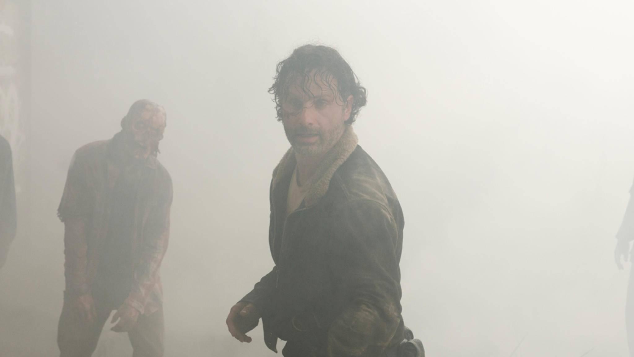 """Wir leiden nach der """"The Walking Dead""""-Staffelpremiere immer noch unter Schnappatmung."""