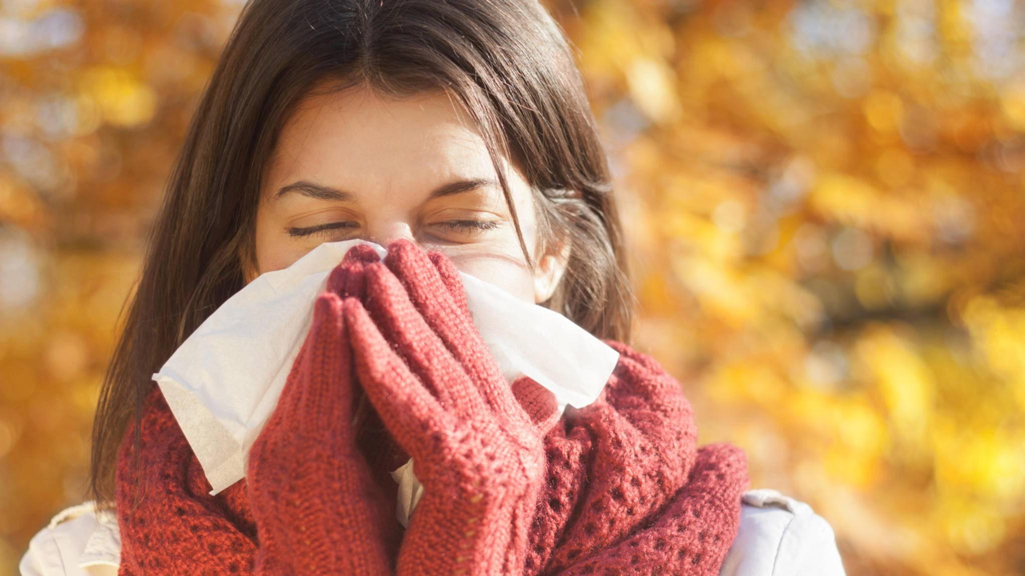 Erkältungsmittel können nicht vor grippalen Infekten schützen.