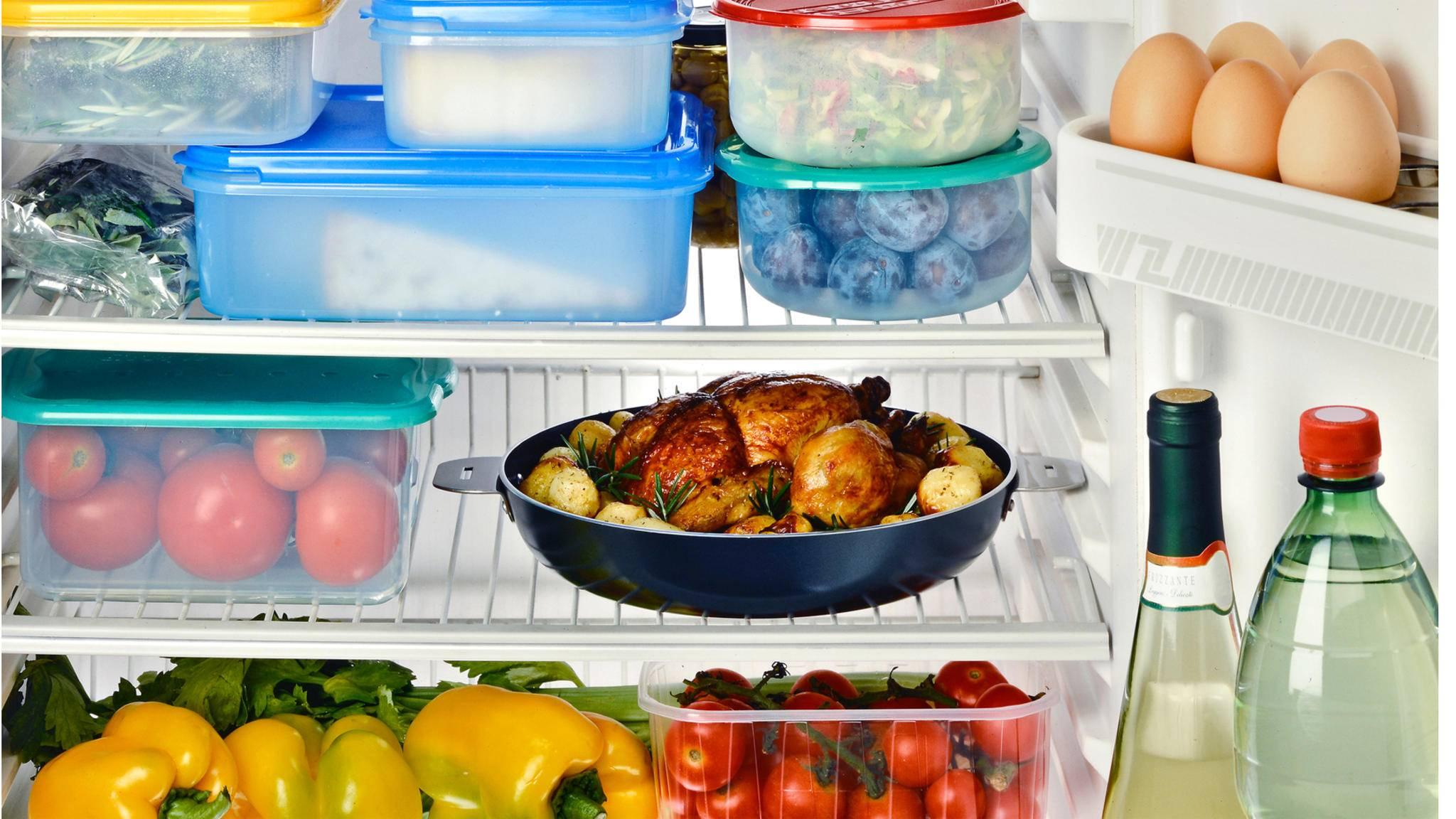 Inzwischen sind viele Kühlschränke mit Low-Frost und 0-Grad-Zone ausgestattet.
