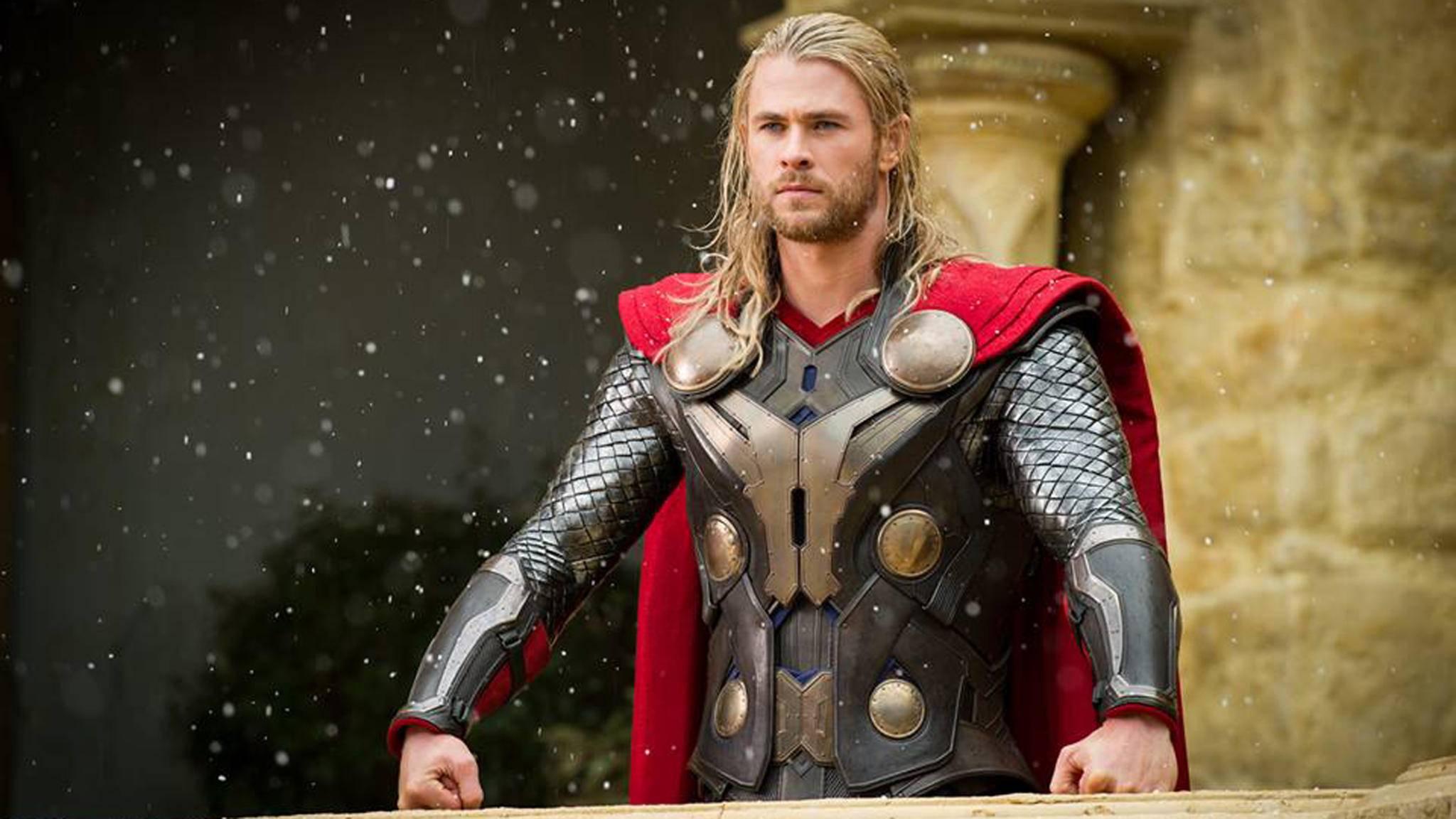 """Das Outfit in """"Thor: The Dark Kingdom"""" war wesentlich detailreicher."""