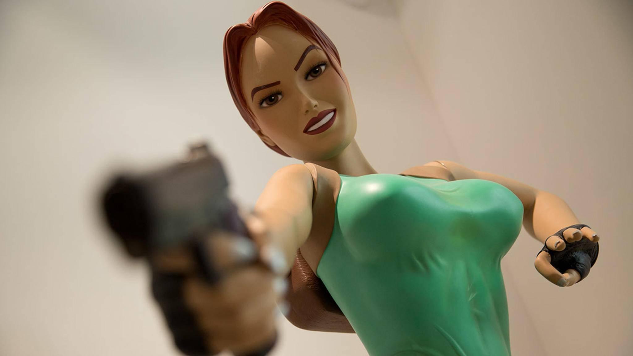 """""""Tomb Raider"""" ist ein Klassiker, der nicht gut gealtert ist."""
