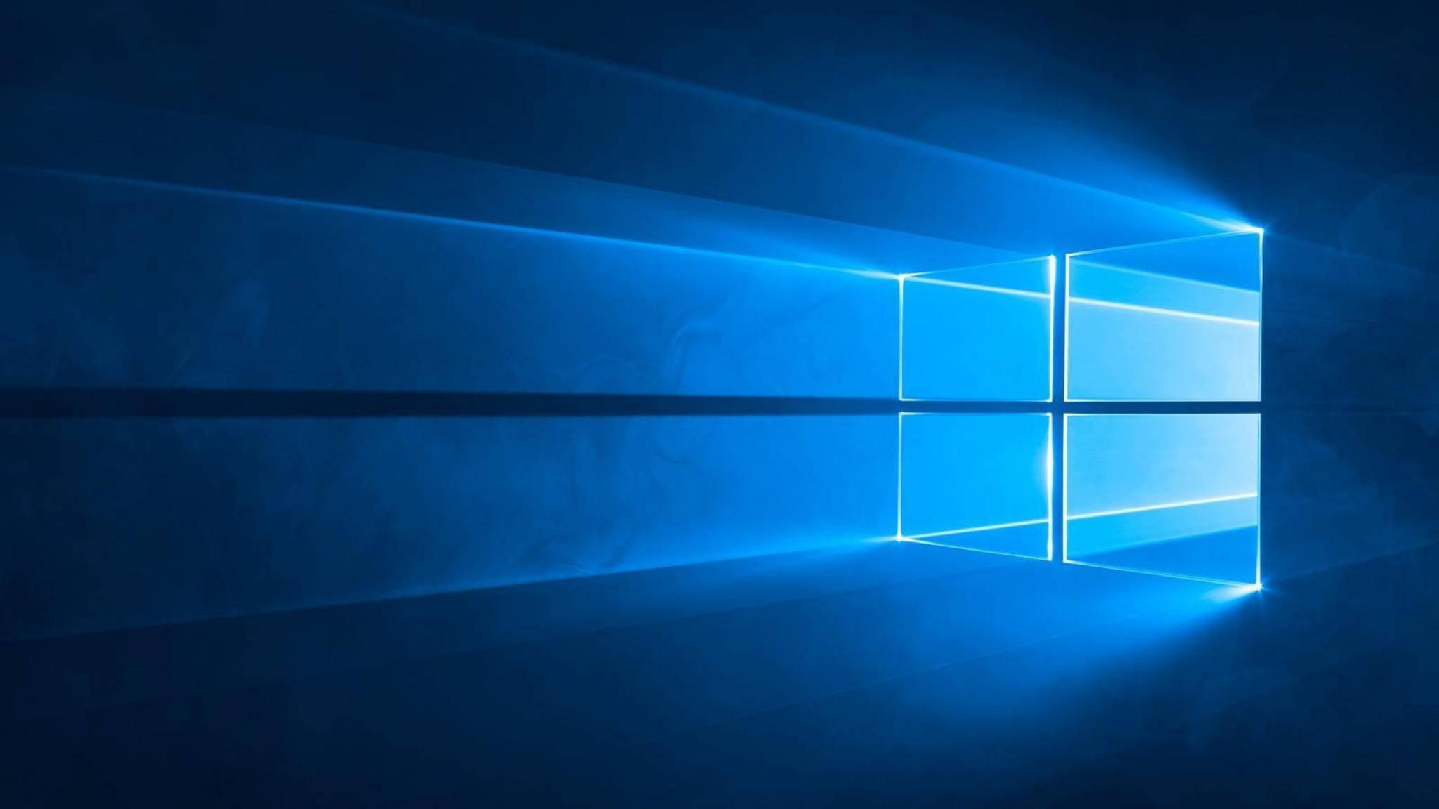 Windows 10 bekommt mit dem nächsten Update offenbar ein Control-Center.