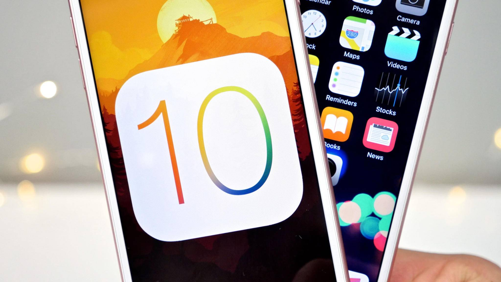 Der endgültige Release von iOS 10.2 dürfte in Kürze anstehen.