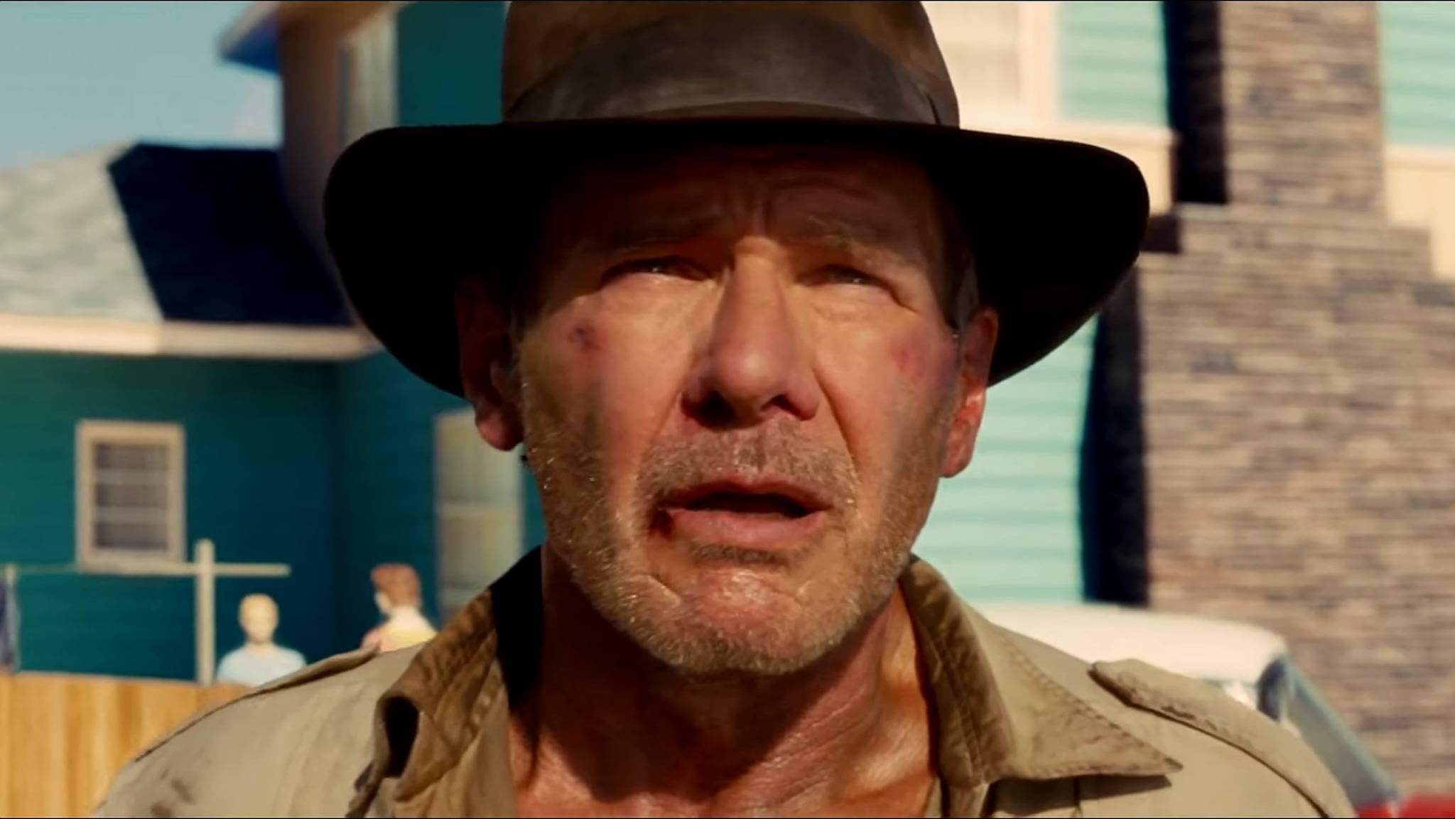 """Etwas in die Jahre gekommen, aber immer noch rüstig: Harrison Ford übernimmt auch in """"Indiana Jones 5"""" die Hauptrolle."""