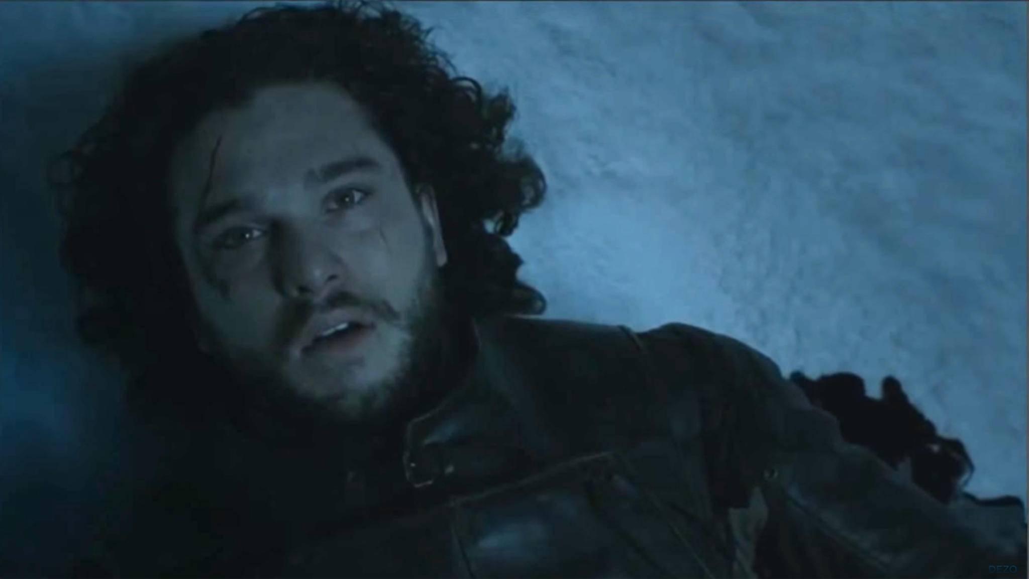 """Ist Jon Snow wirklich tot? Die Macher von """"Game of Thrones"""" ließen sich mit der Beantwortung dieser Frage massig Zeit..."""