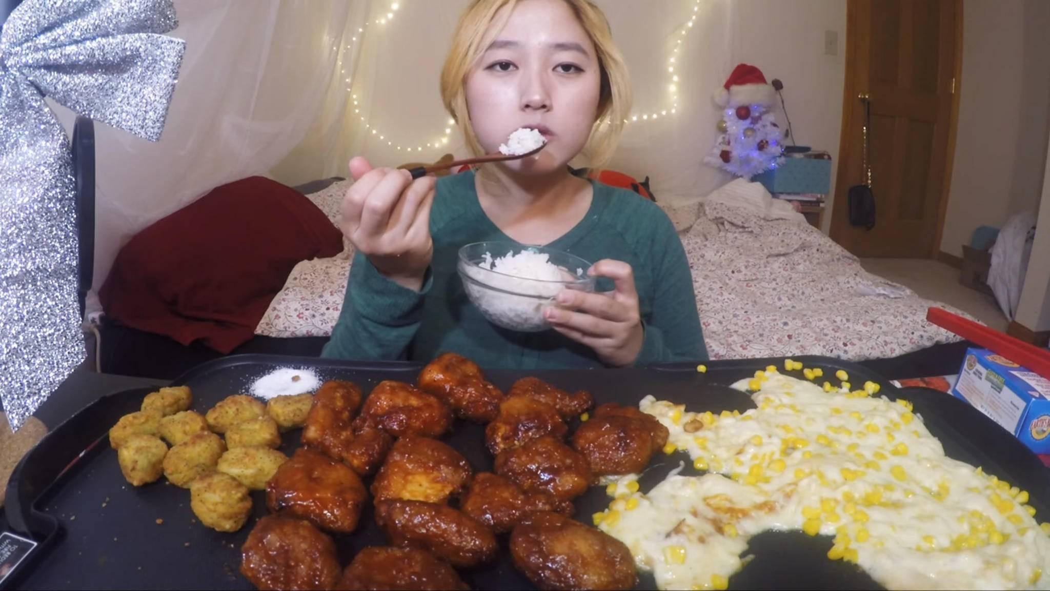 mukbang social eating