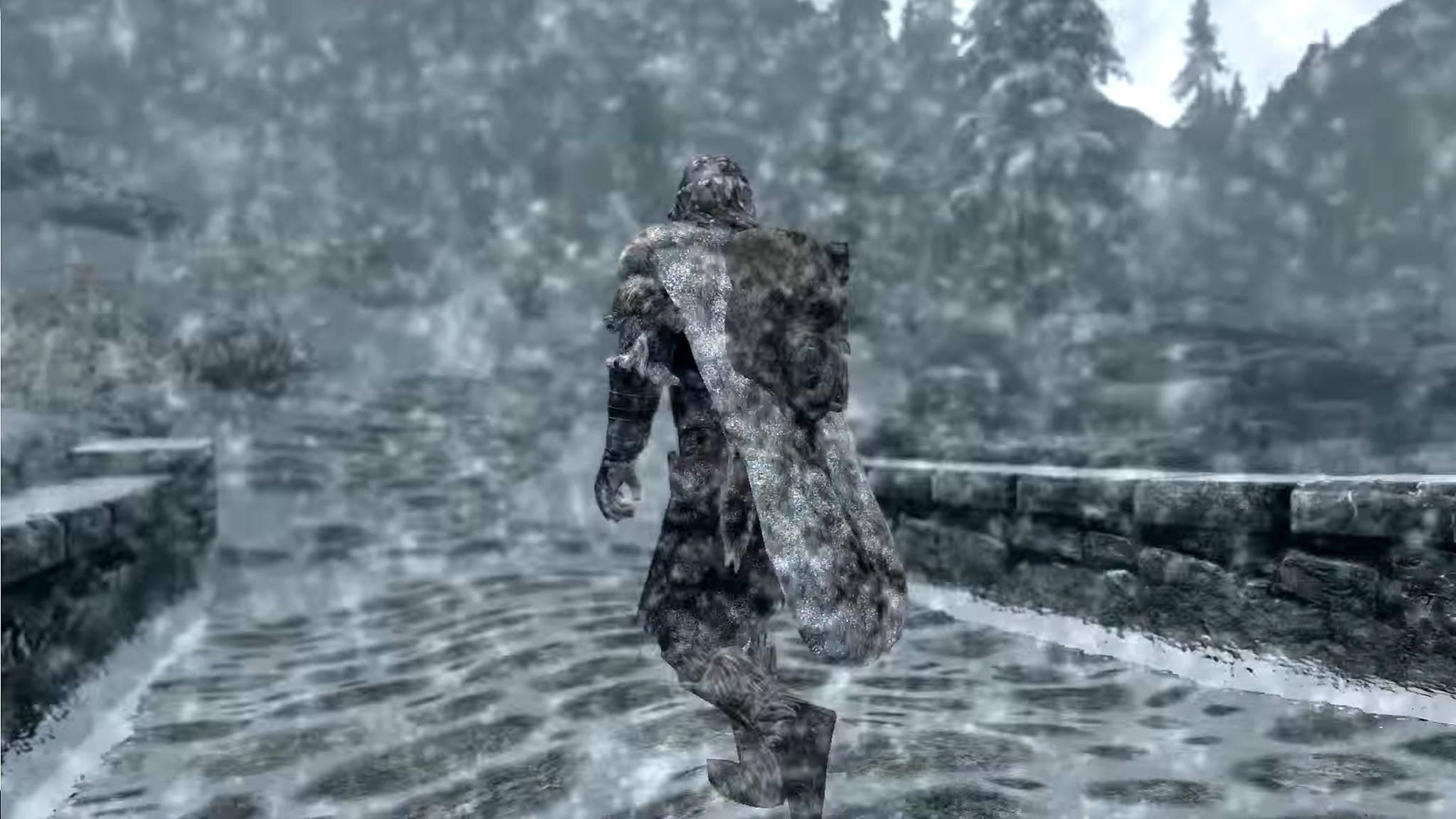 """Winter is coming: Den """"Frostfall""""-Mod gibt es jetzt auch für die Xbox One."""
