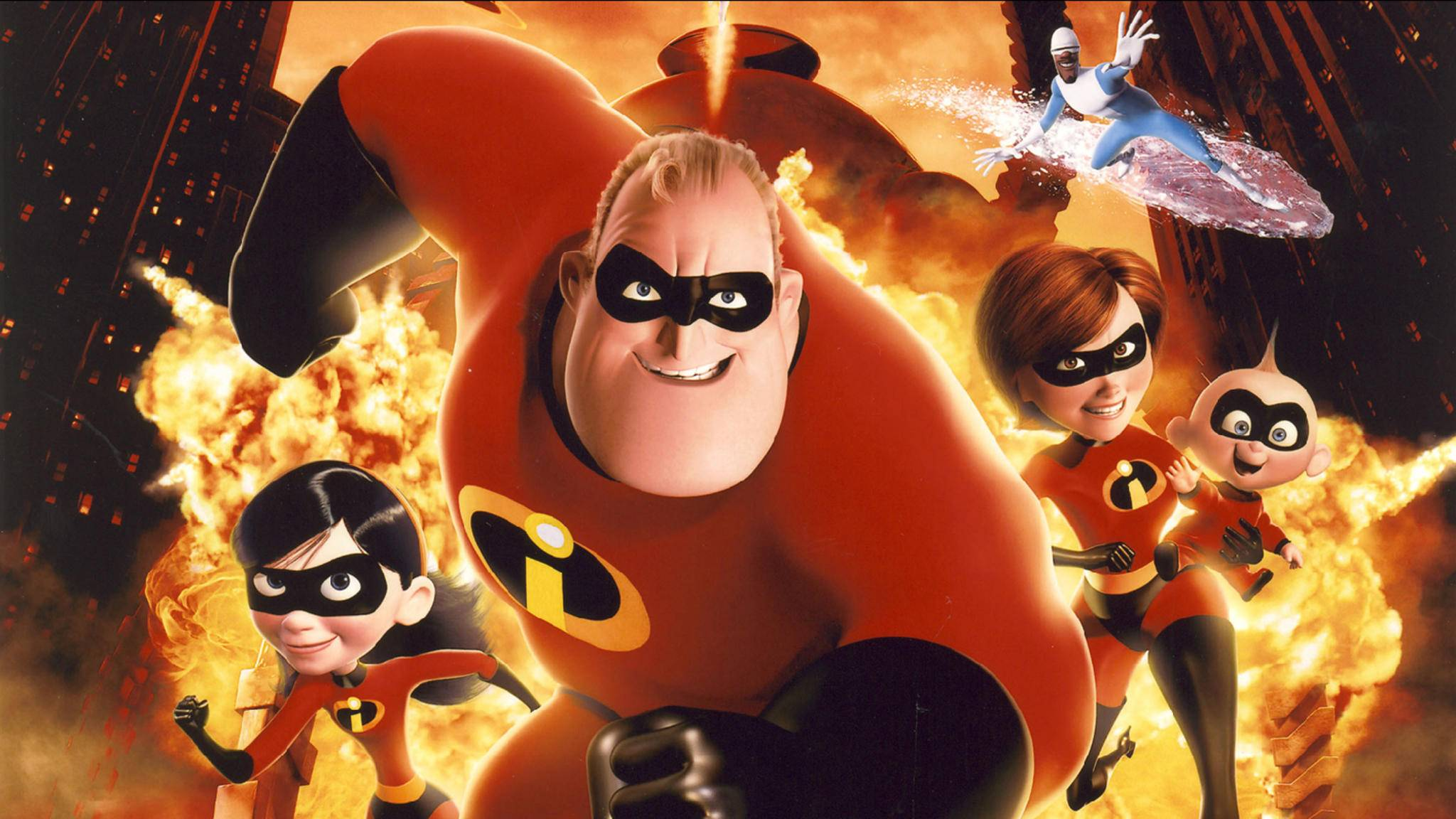"""Pixars Superheldenfamilie """"The Incredibles"""" kehrt 2018 auf die Leinwand zurück."""