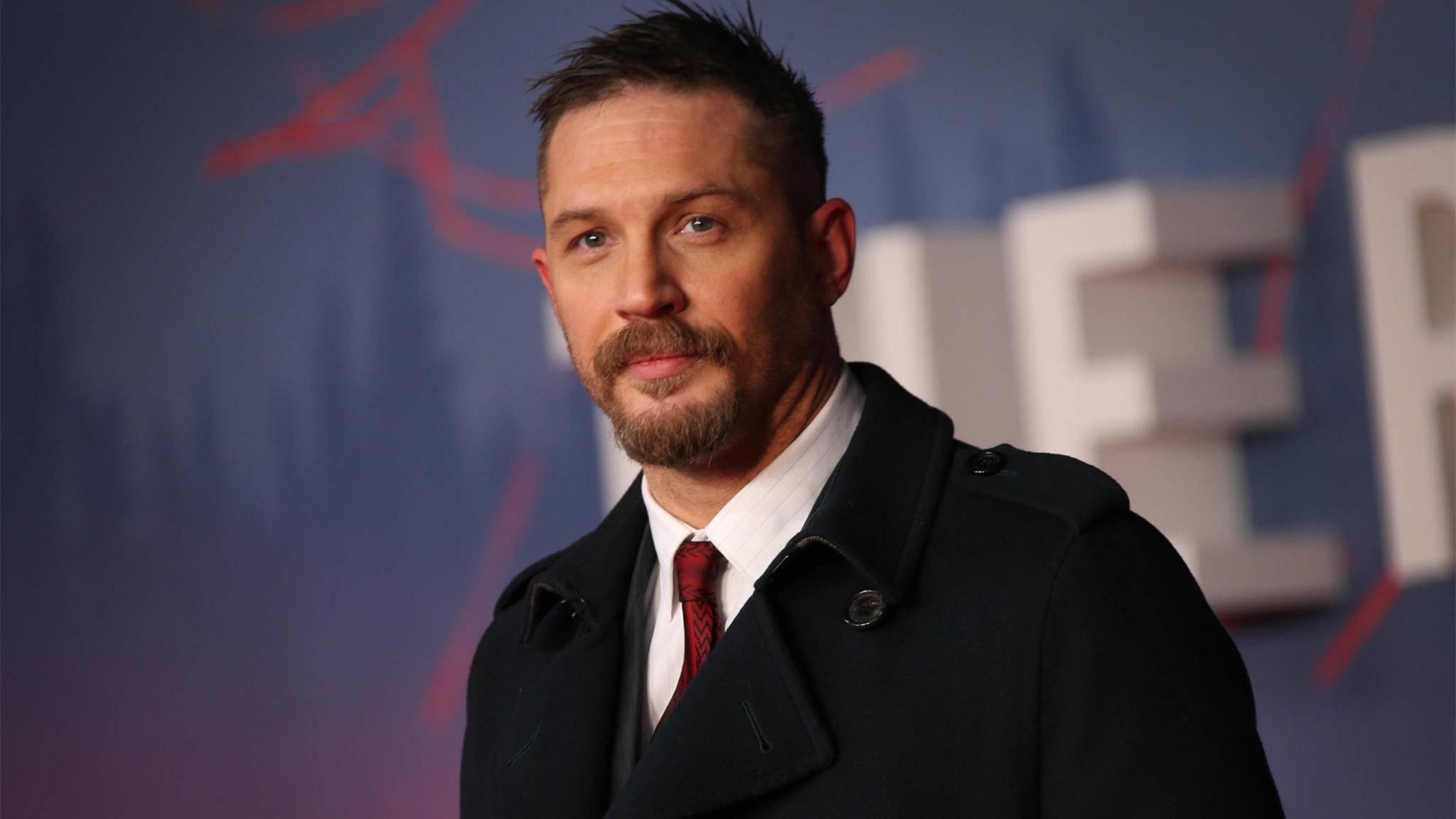 Vielleicht das neue Gesicht von James Bond? Tom Hardy sagt jedenfalls nicht Nein zur Rolle des Agenten.
