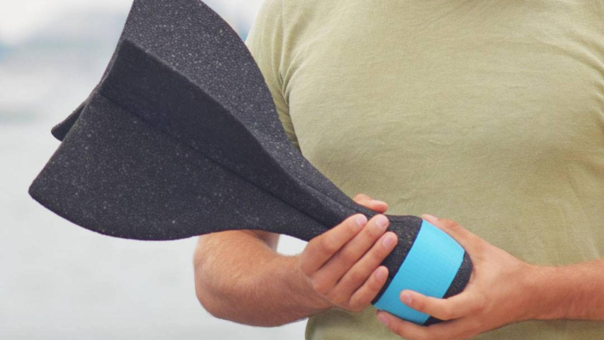 Der AER-Pfeil bringt Deine GoPro in die Luft.