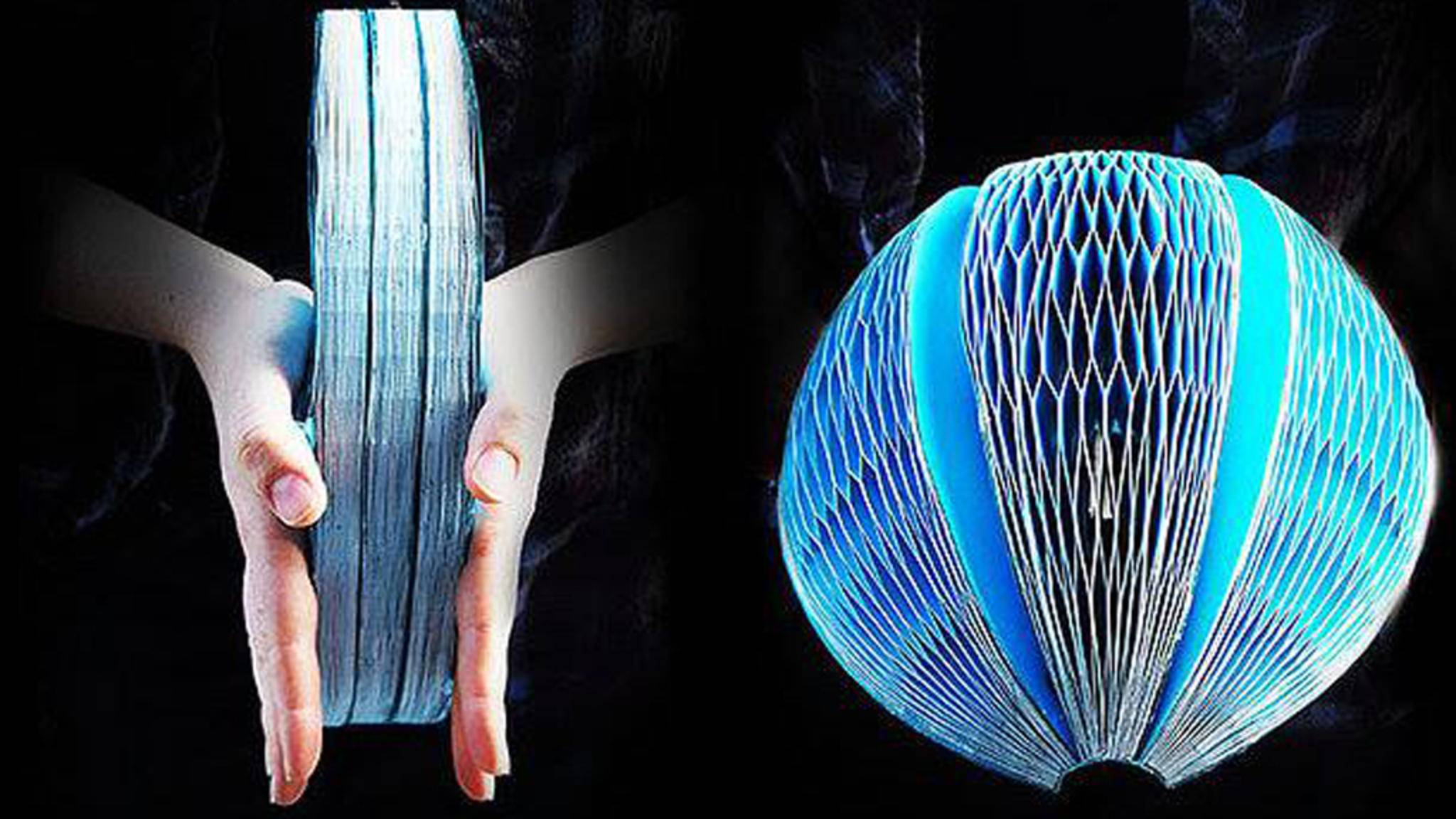Faltbarer Fahrradhelm aus Papier gewinnt Designpreis