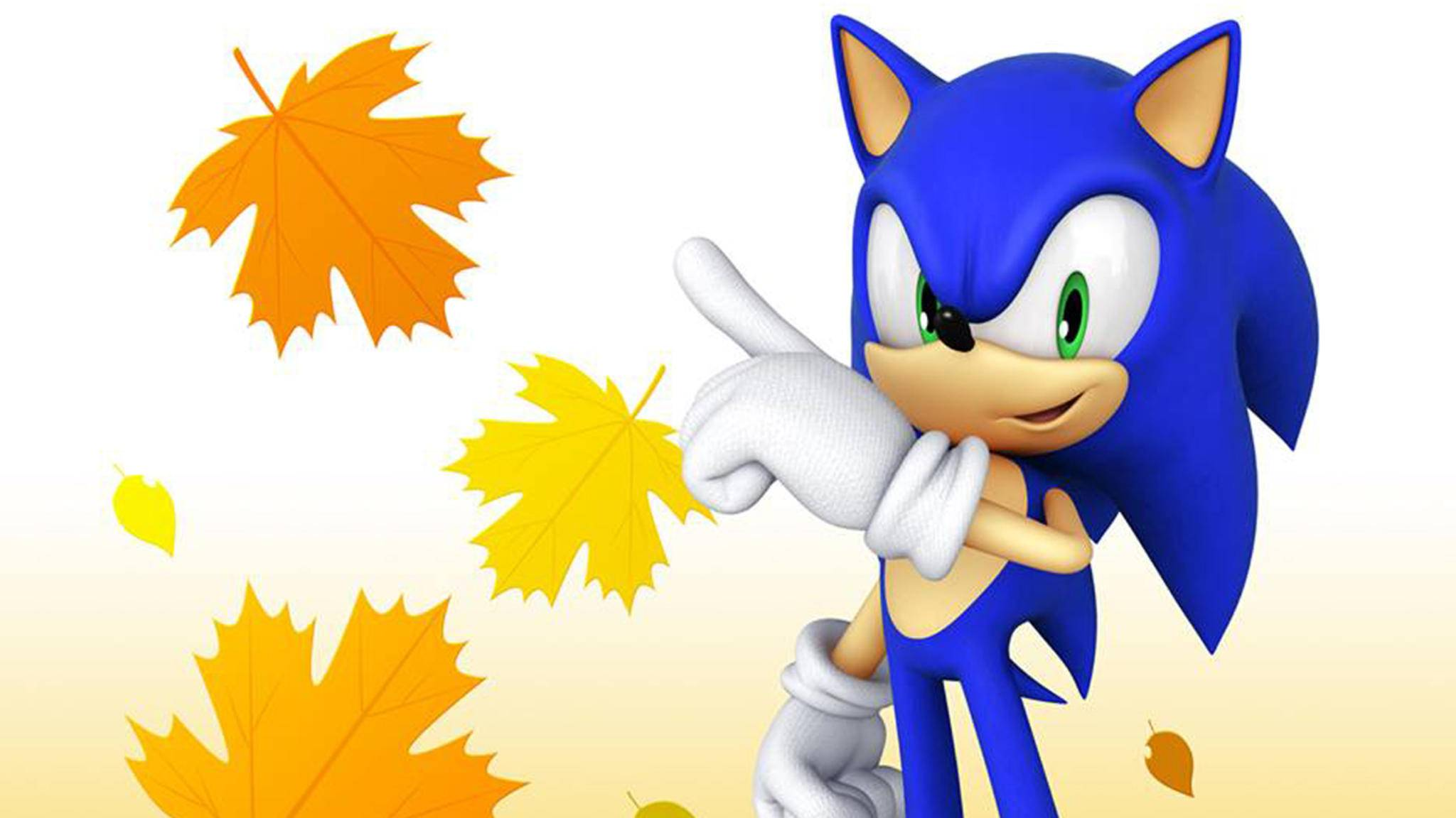 """Sonic kommt ins Kino – produziert von """"Deadpool""""-Regisseur Tim Miller."""