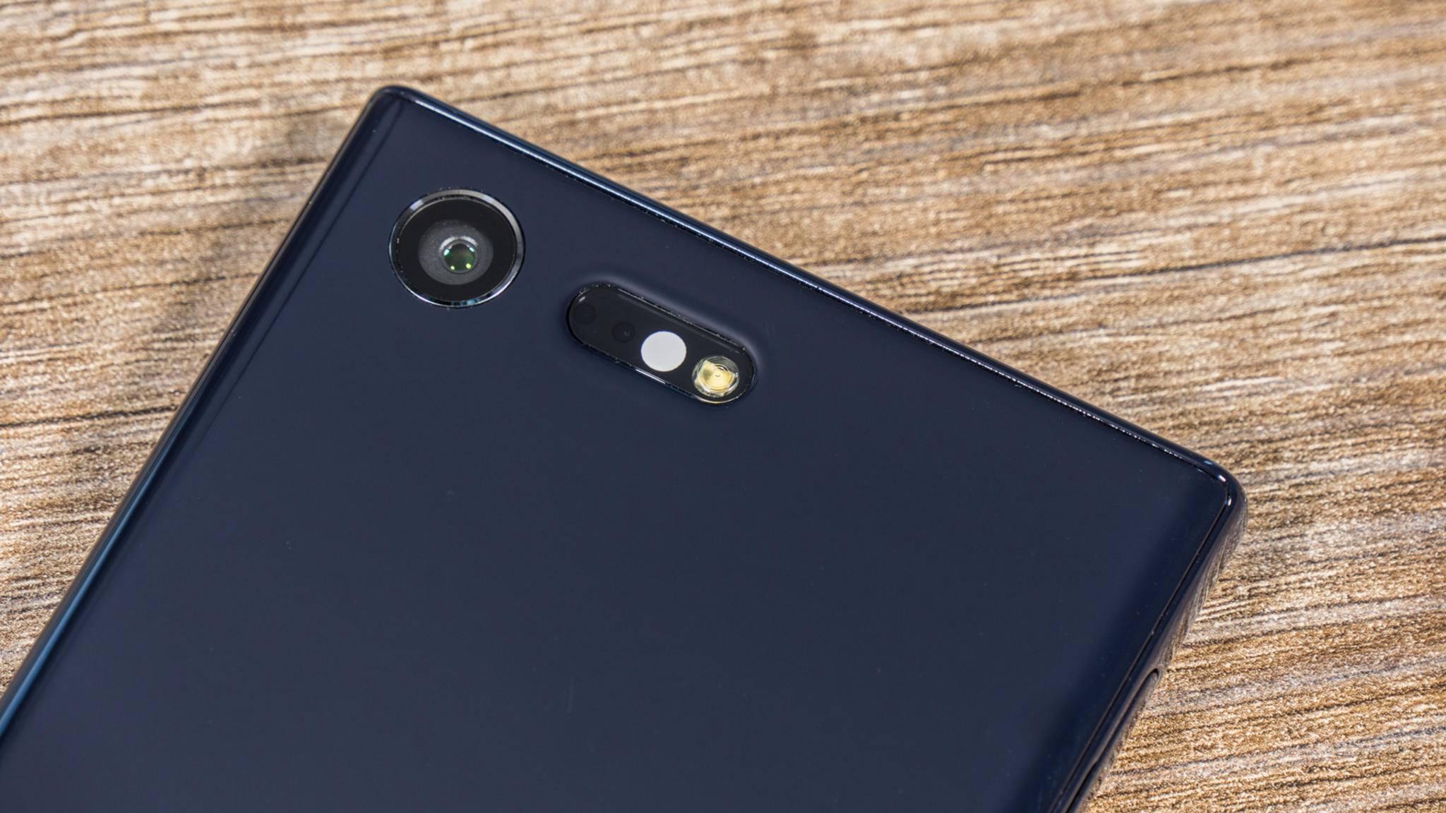 Für die neuen Xperia-Smartphones plant Sony auch mit neuen Kamera-Features.