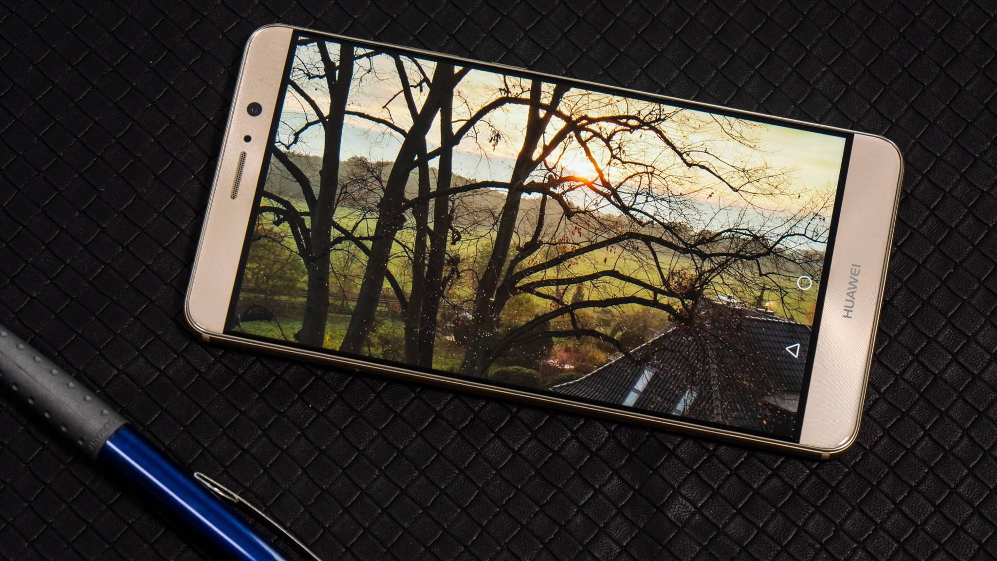 Huawei war im Sommer 2017 der zweitgrößte Smartphone-Hersteller der Welt.