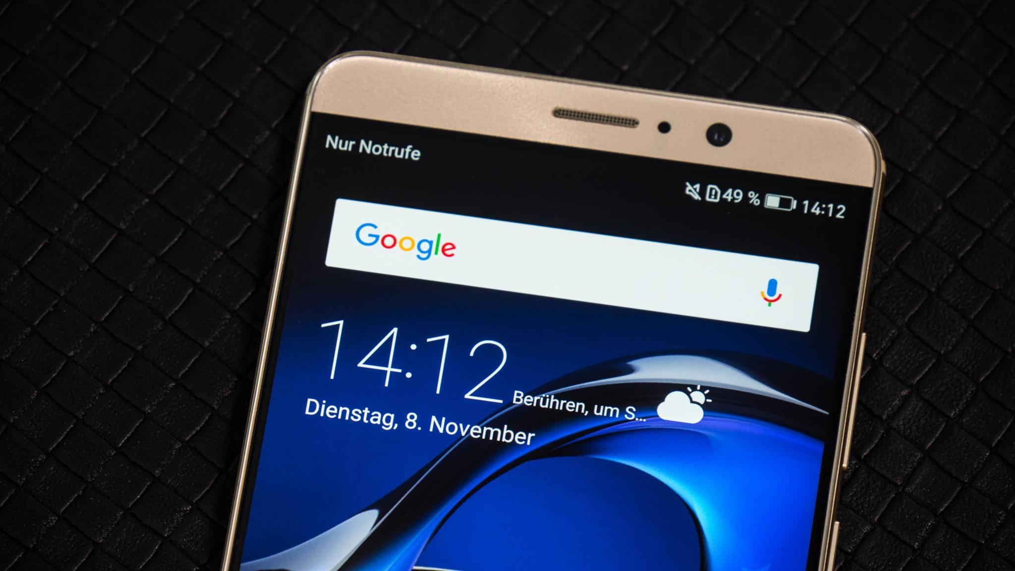 Das Huawei Mate 9 hat aktuell den höchsten SAR-Wert.